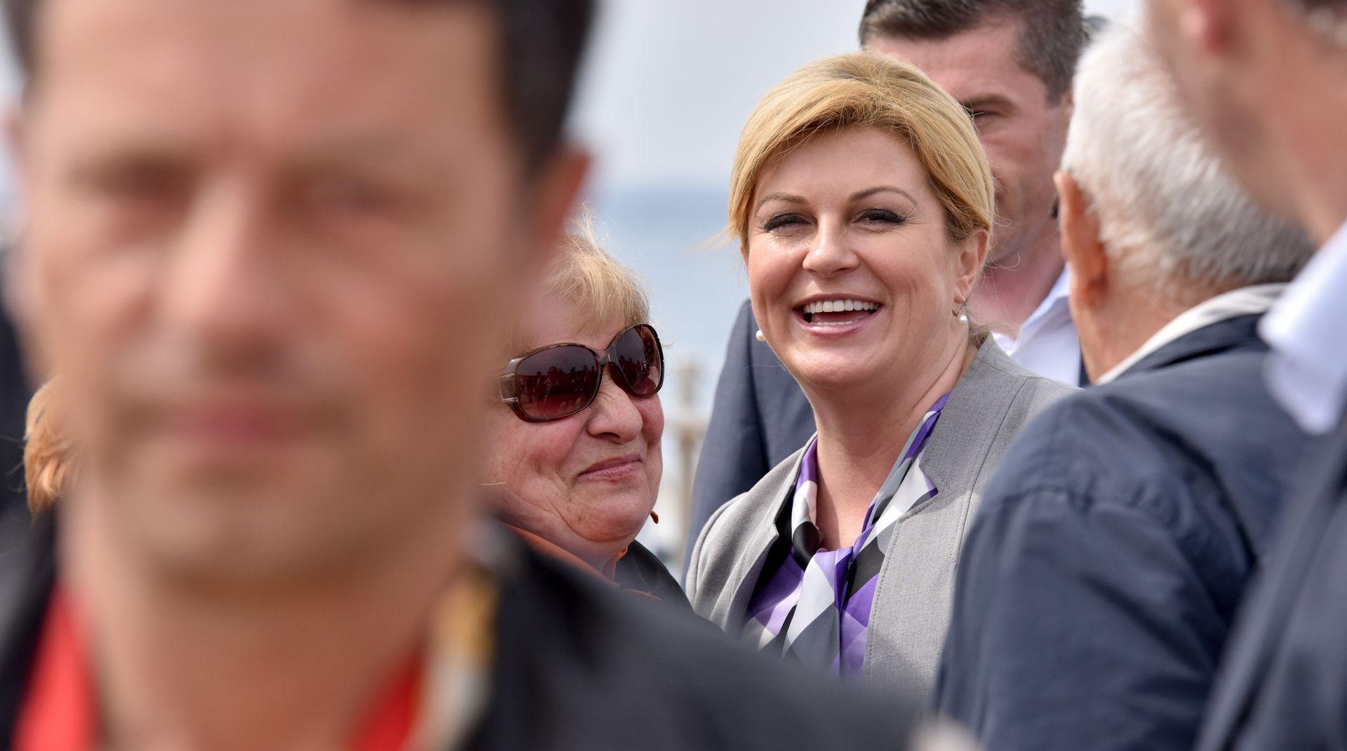 Grabar Kitarović: Vjerujem da slijede hrabri i odlučni Vladini potezi