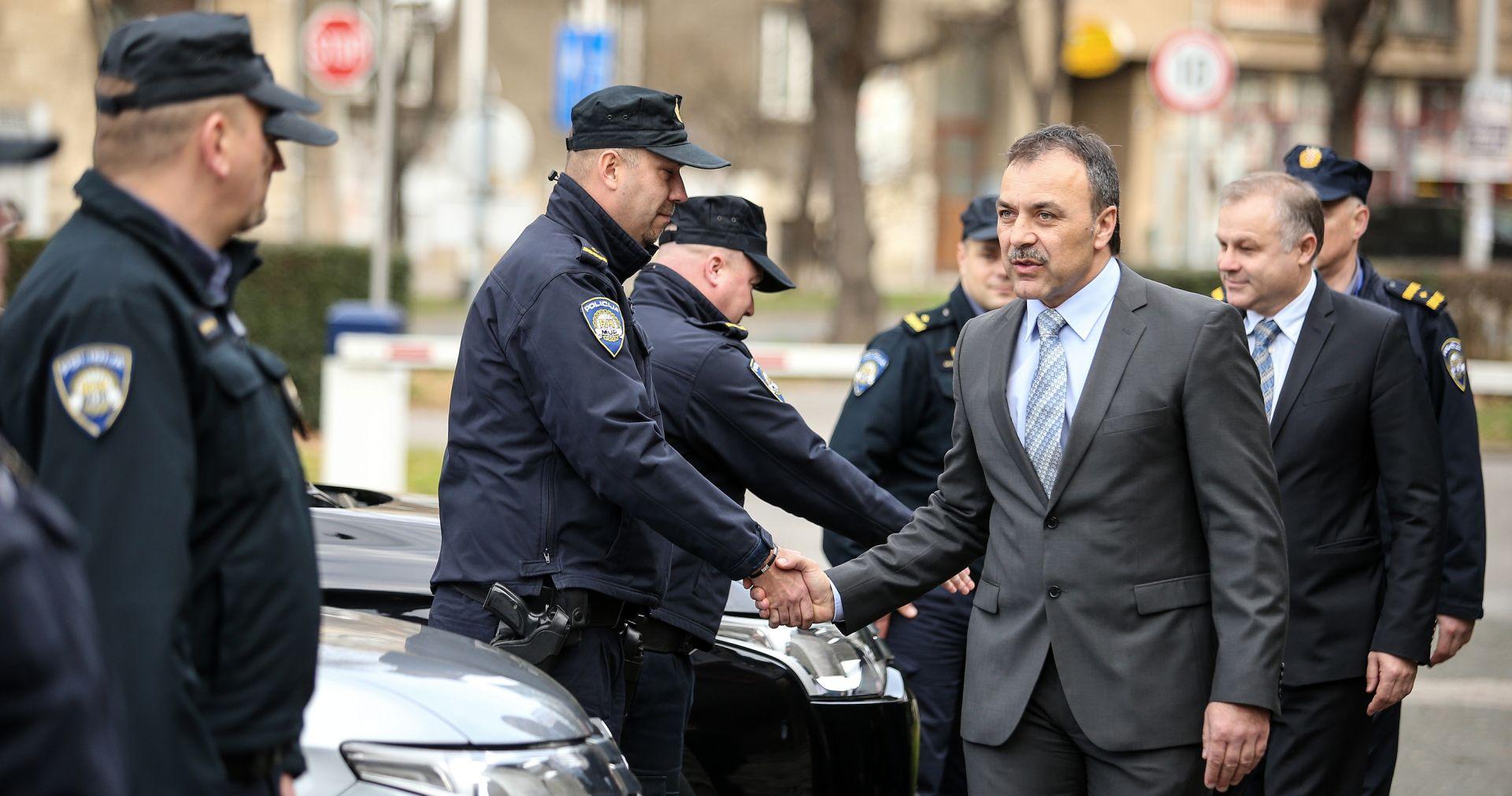 Orepić najavio smanjenje broja policijskih uprava s 20 na pet