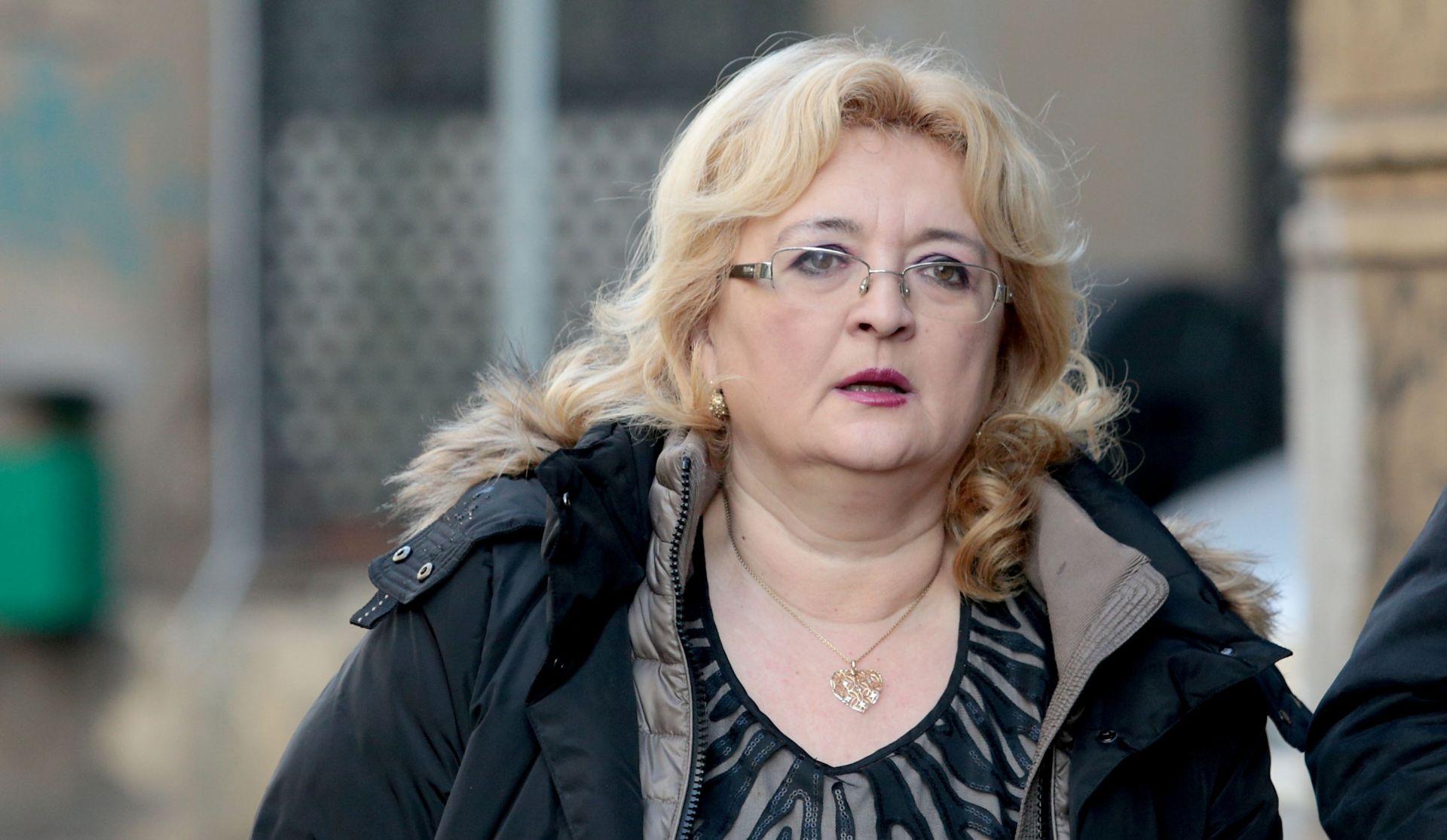 Strenja-Linić oslobođena plaćanja dopunskog osiguranja kao hrvatski branitelj zbog ozljeda u ratu
