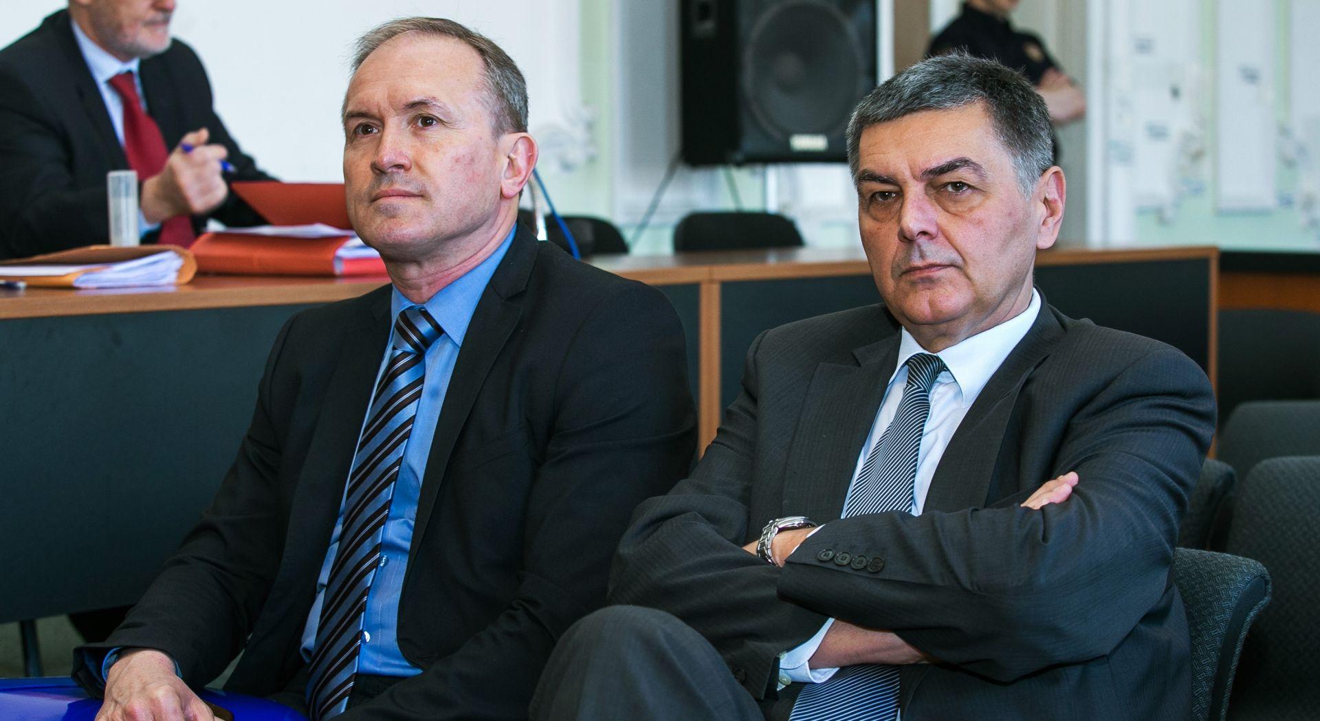 Počelo suđenje županu Šišljagiću i bivšem pročelniku Marolinu za zloporabe ovlasti