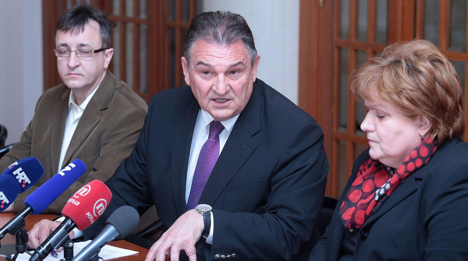 Radimir Čačić: Rad na neodređeno potpuno je nestao