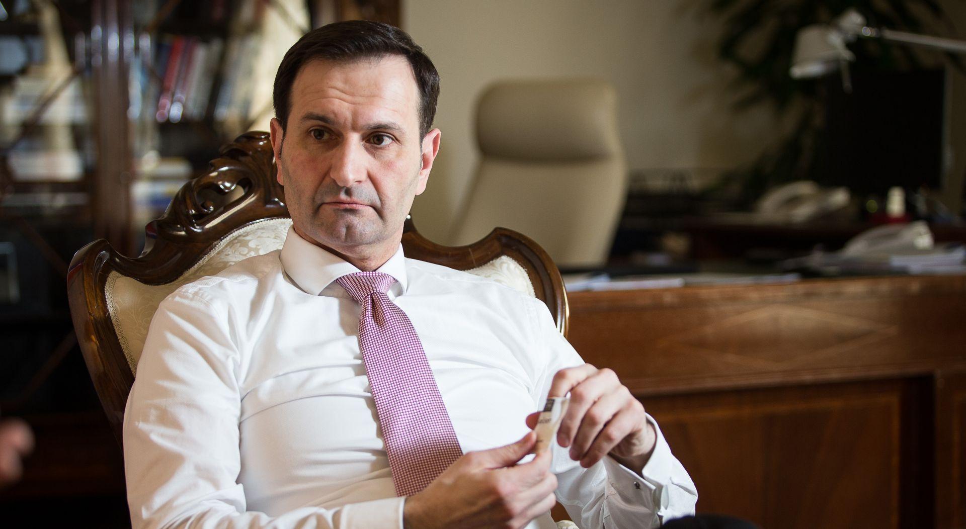 MVEP srbijansku notu drži dijelom predizborne promidžbe