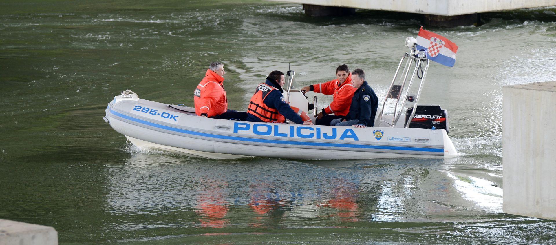 VARAŽDIN Policija u derivacijskom kanalu Drave pronašla tijelo žene