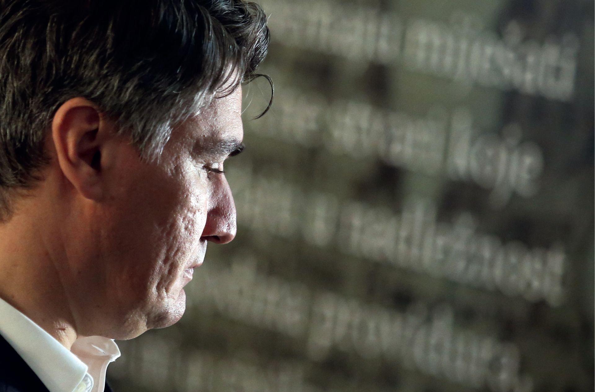 'Nakon konvencije Zoran Milanović jedinu oporbu ima u Bruxellesu'