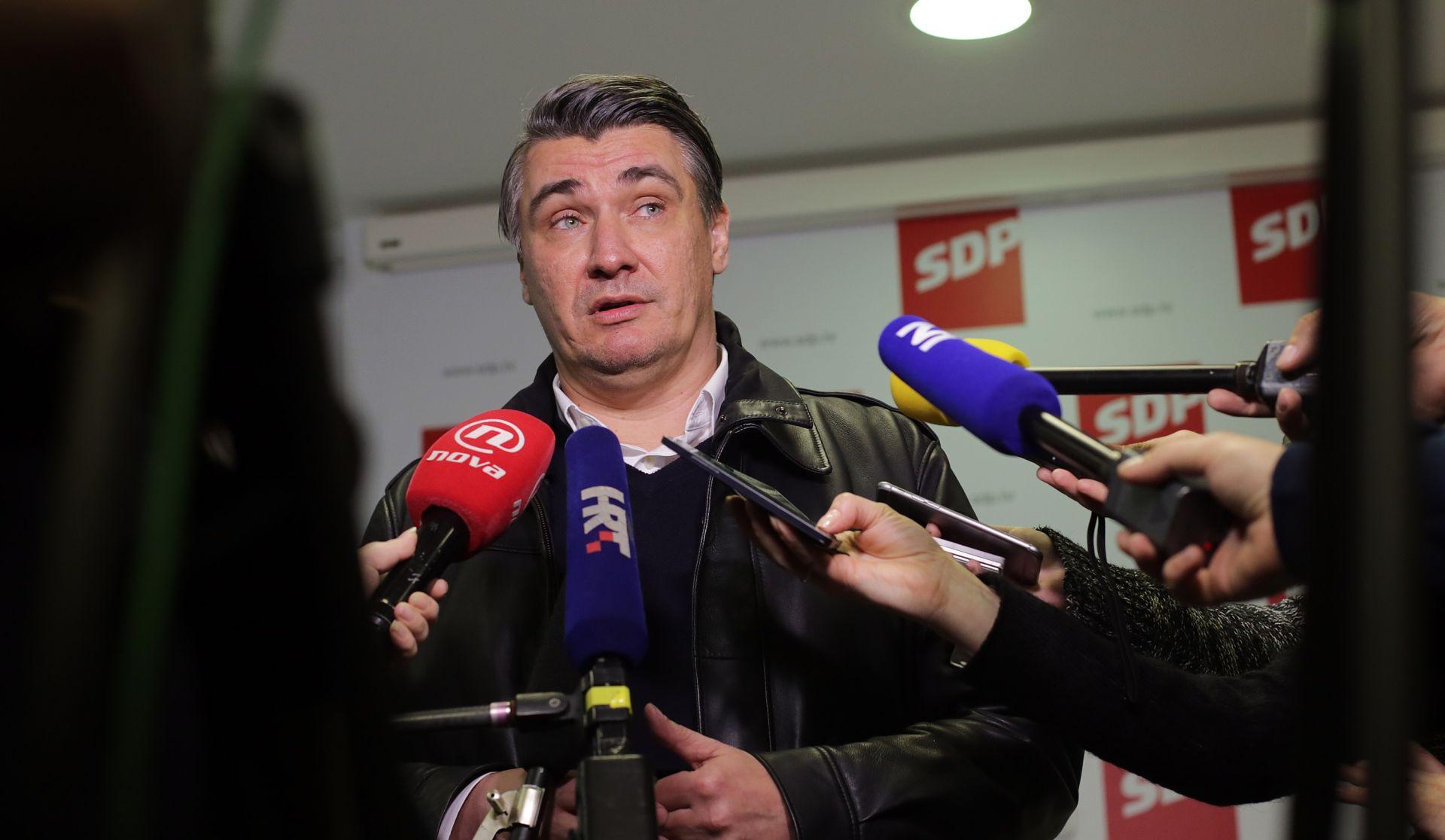 Milanović: Smanjenje deficita dokaz je da smo odgovorno radili posao