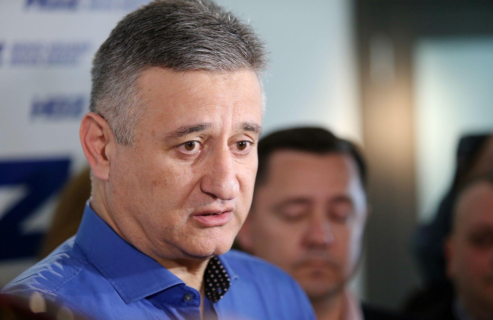 """KARAMARKO """"Pusić nije naš izbor i nikada za nju ne bih glasao, ali će imati tehničku potporu Vlade"""""""