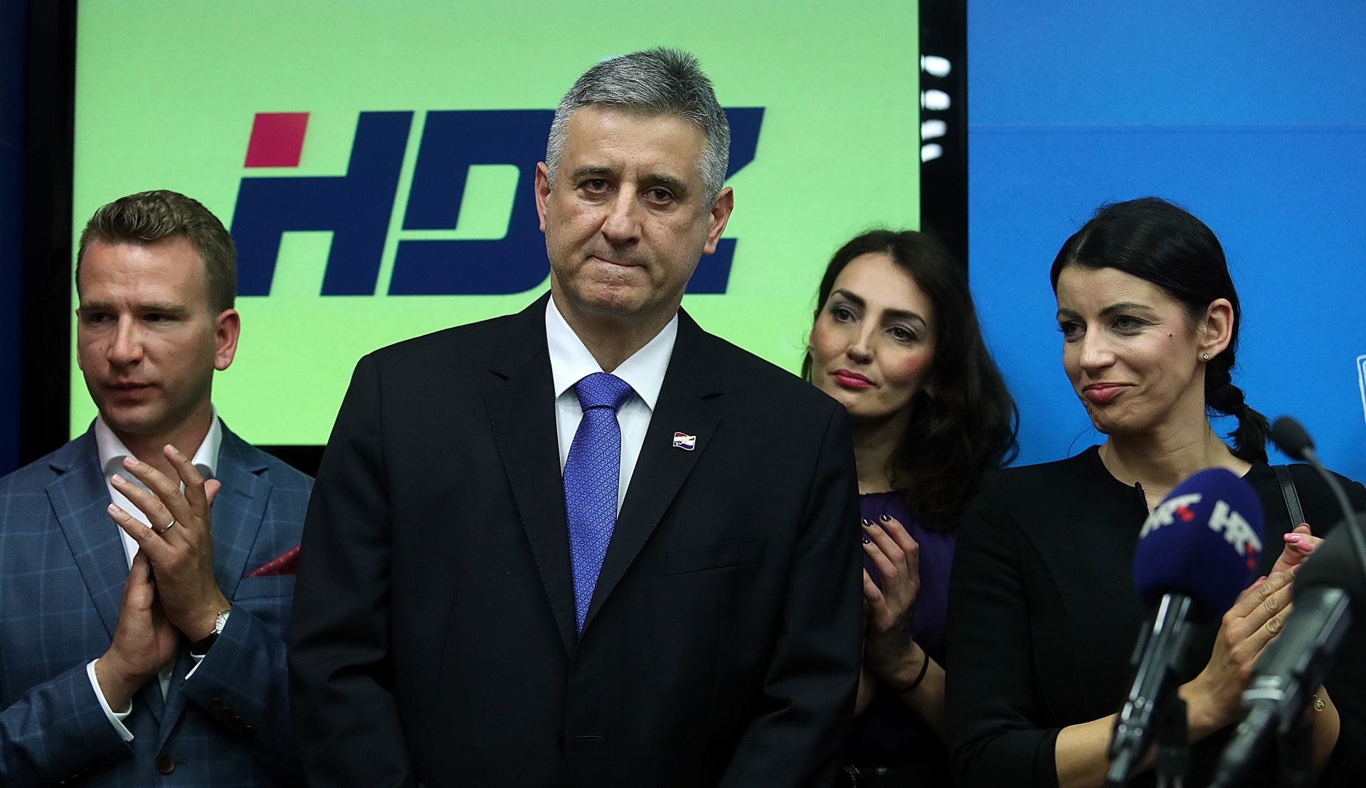 KARAMARKO: Pobjeda je obveza da HDZ učini Hrvatsku boljim mjestom za život