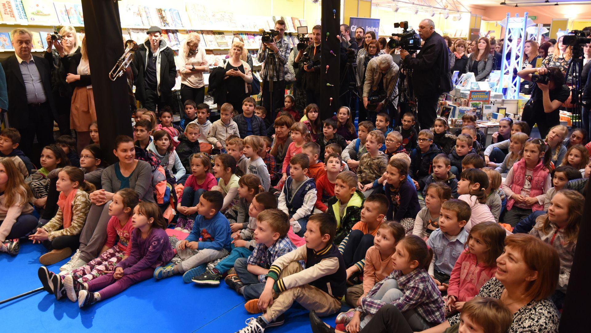 Otvoren 9. Festival dječje knjige Monte Librić