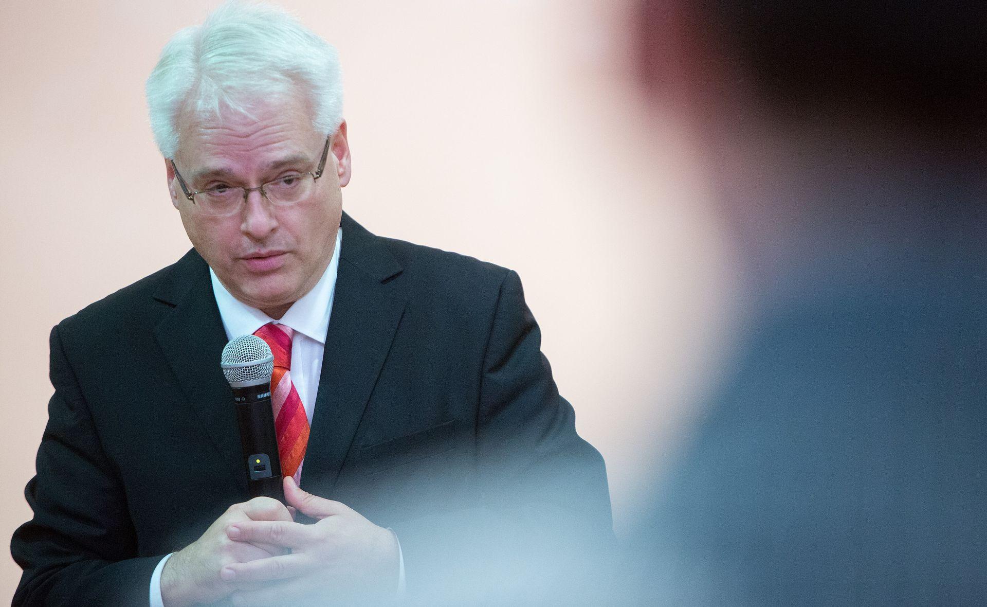"""Josipović za beogradski """"Blic"""": U Hrvatskoj se tolerira pojava ustaštva"""