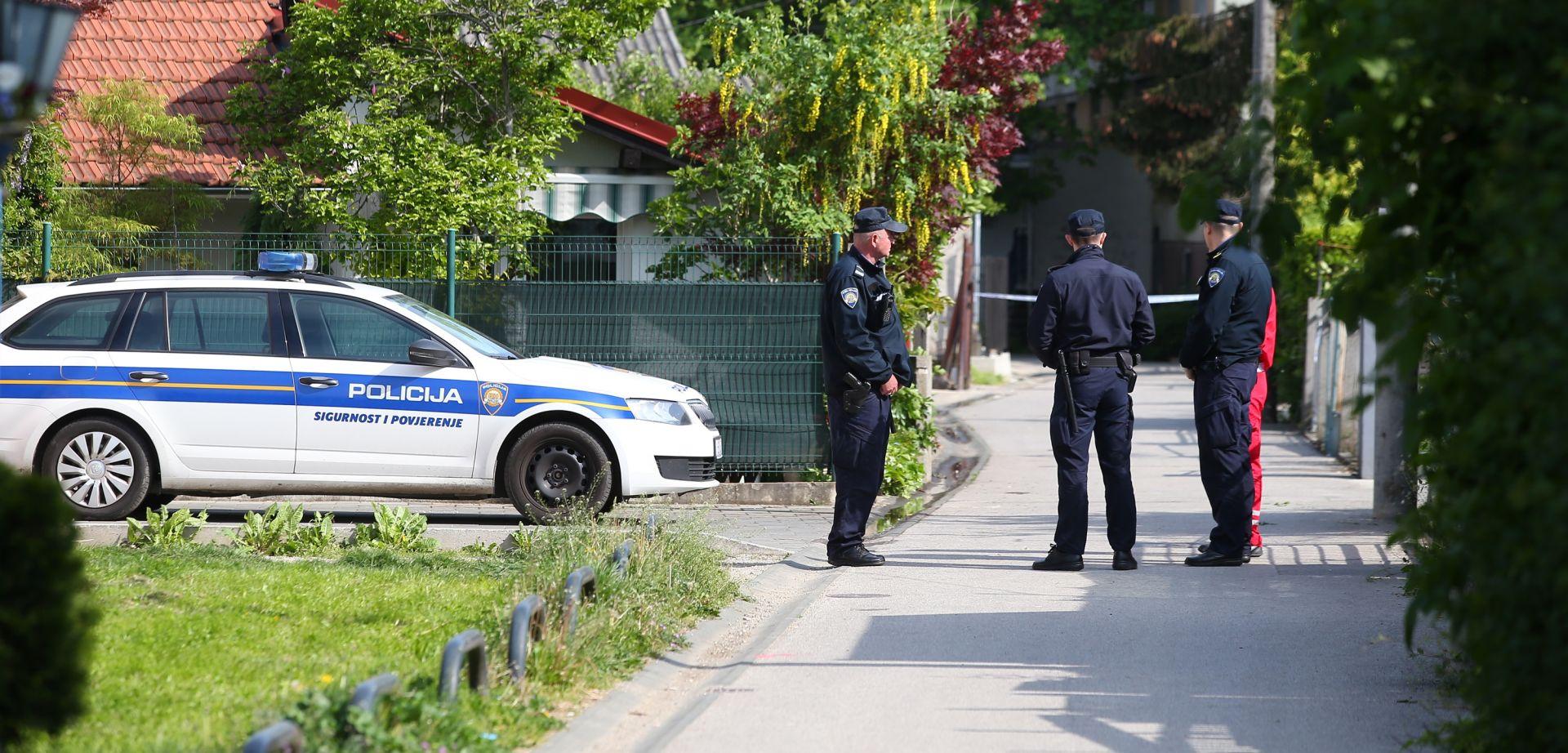 Policija ne otkriva jesu li priveli mogućeg ubojicu Franje Oreškovića