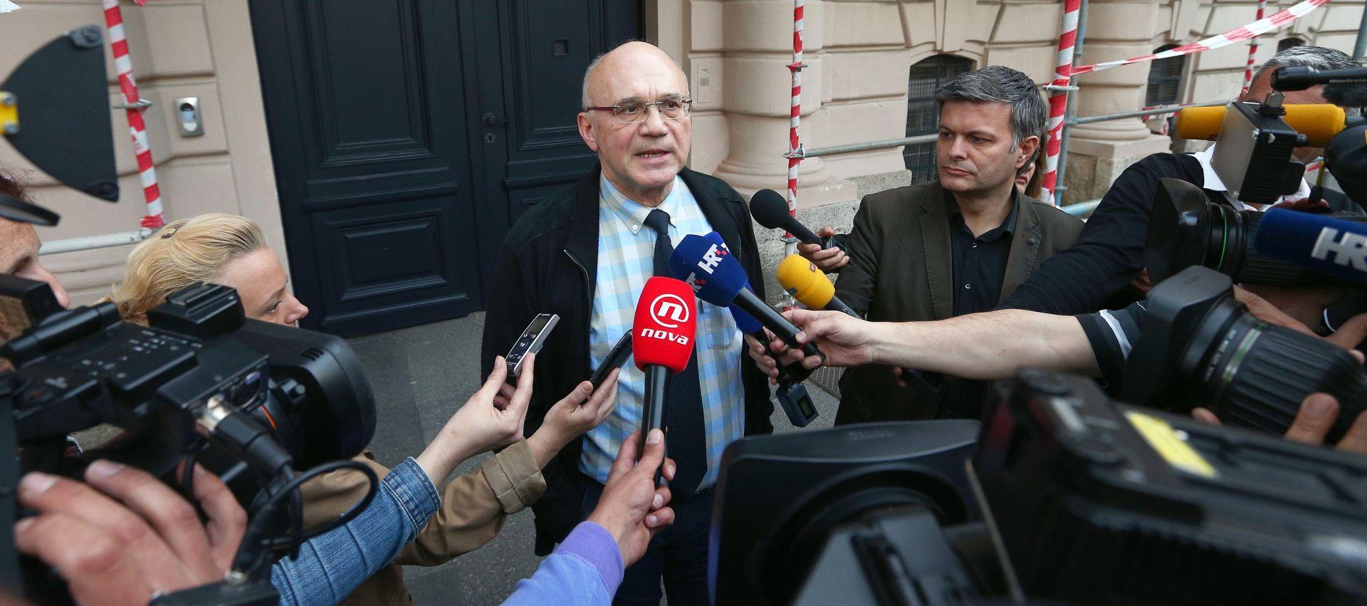 """MILJEVIĆ PRED SUDOM """"Niti ima dokaza, niti ima svjedoka protiv Dolačkog"""""""