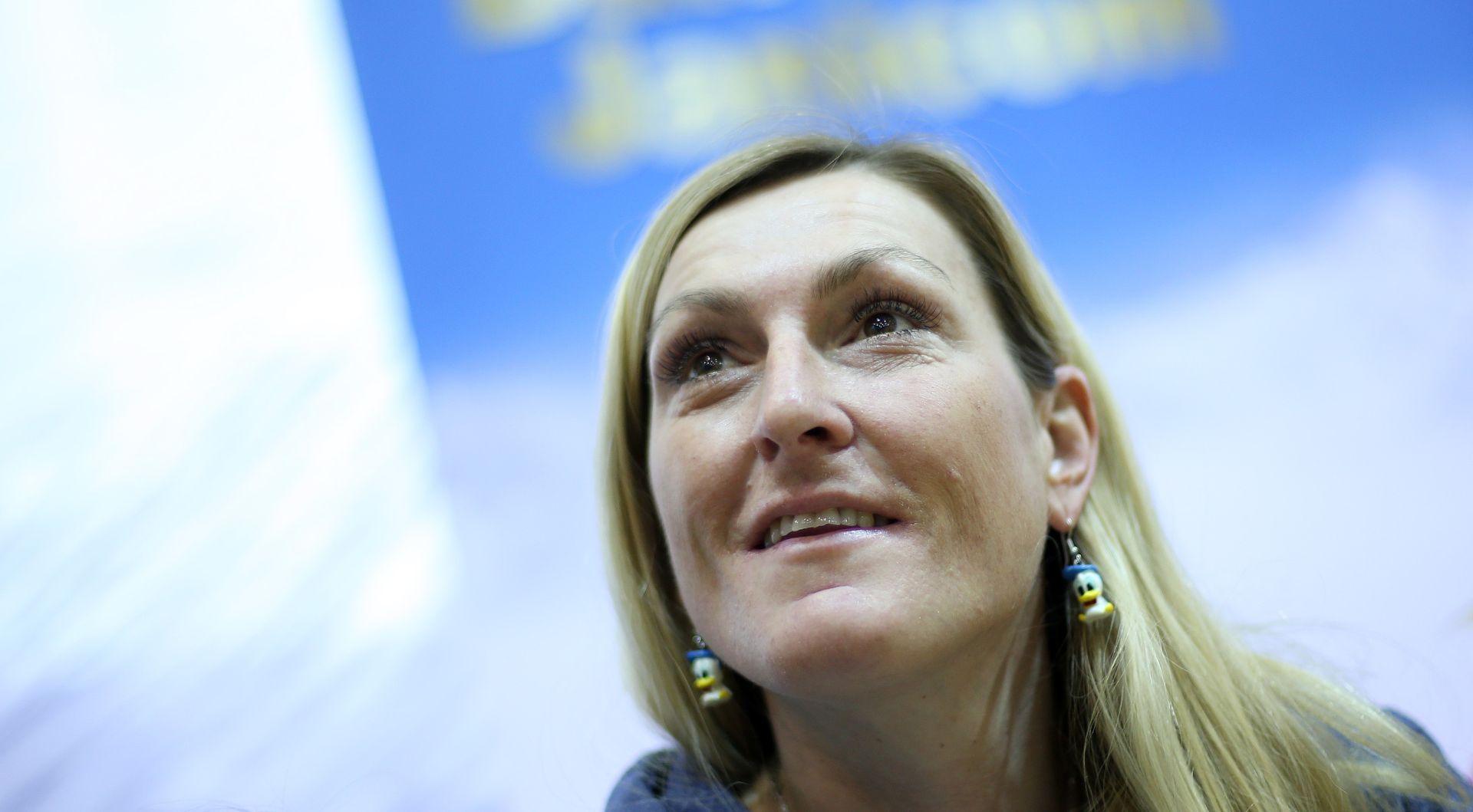 VLADA Janica Kostelić imenovana pomoćnicom ministra znanosti, obrazovanja i sporta