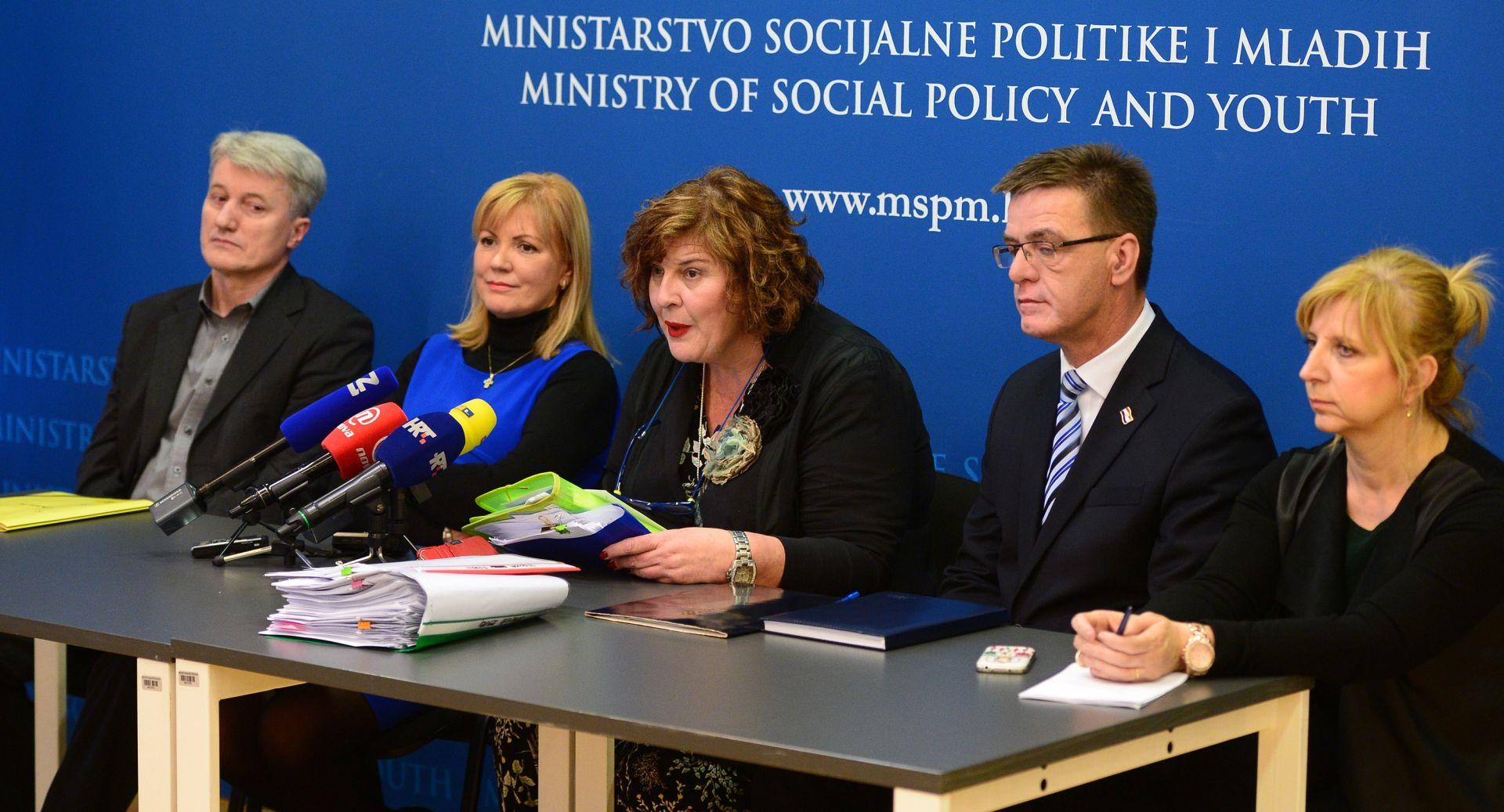 Radna skupina jednoglasno: Treba donijeti novi Obiteljski zakon