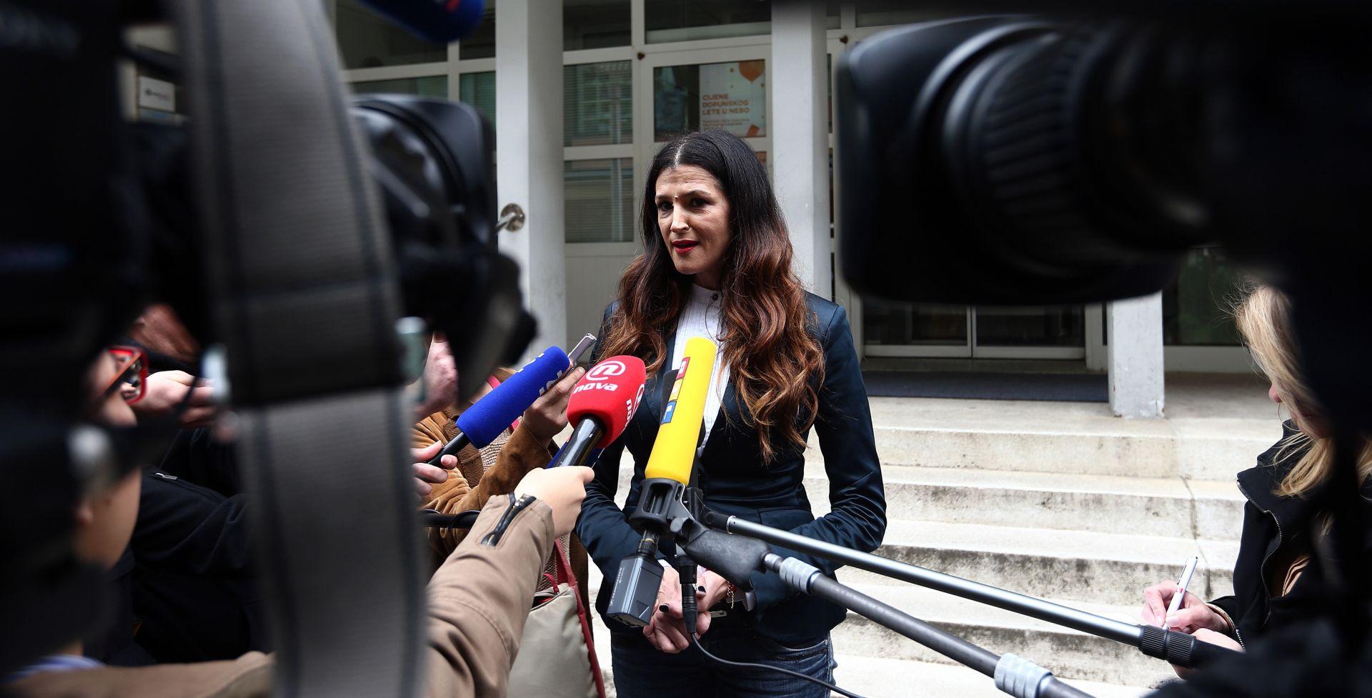 Romana Jerković izabrana za predsjednicu GO SDP-a