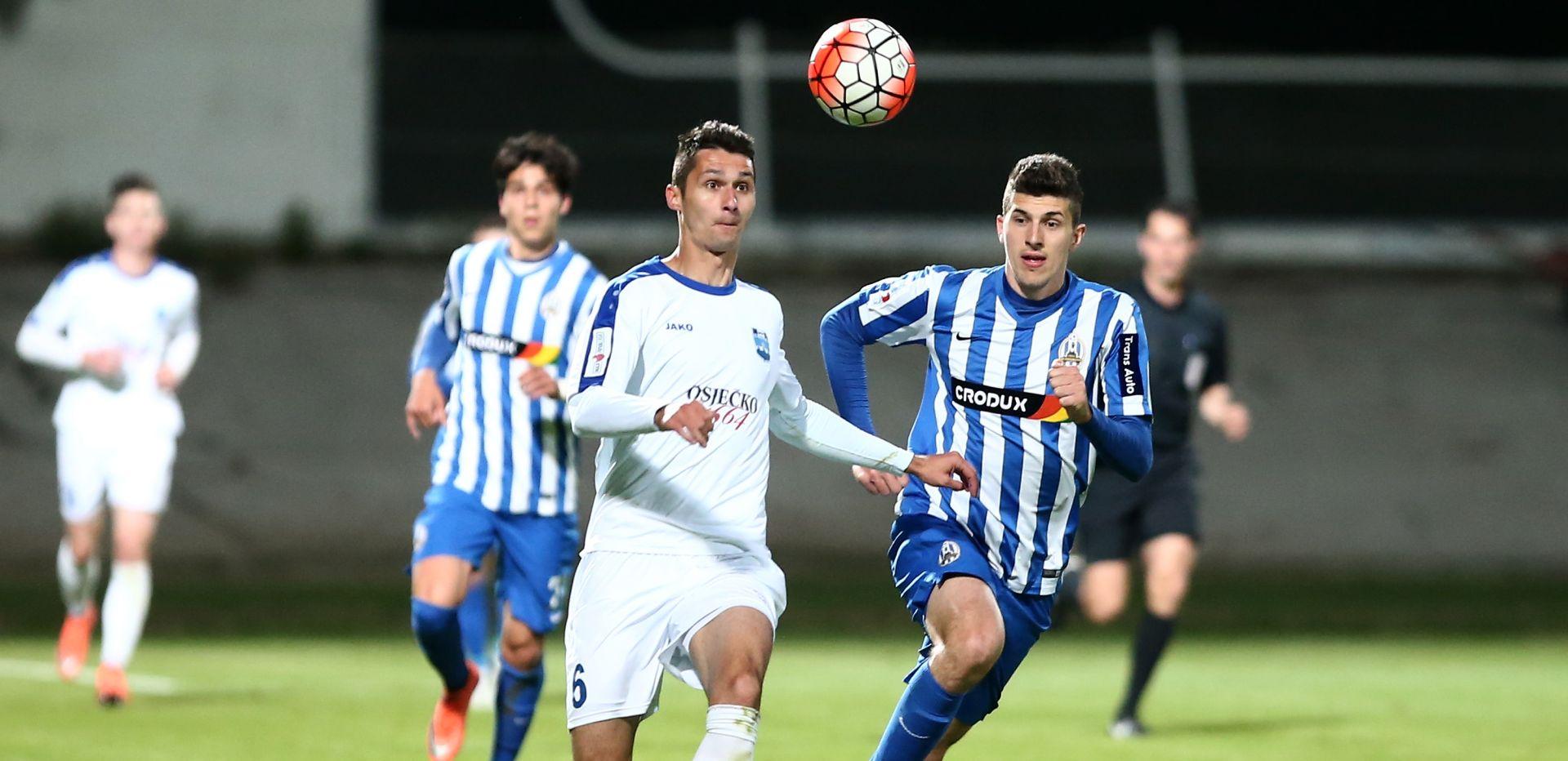 HNL Lokomotiva slavila protiv Osijeka, pobjegla Splitu na +5