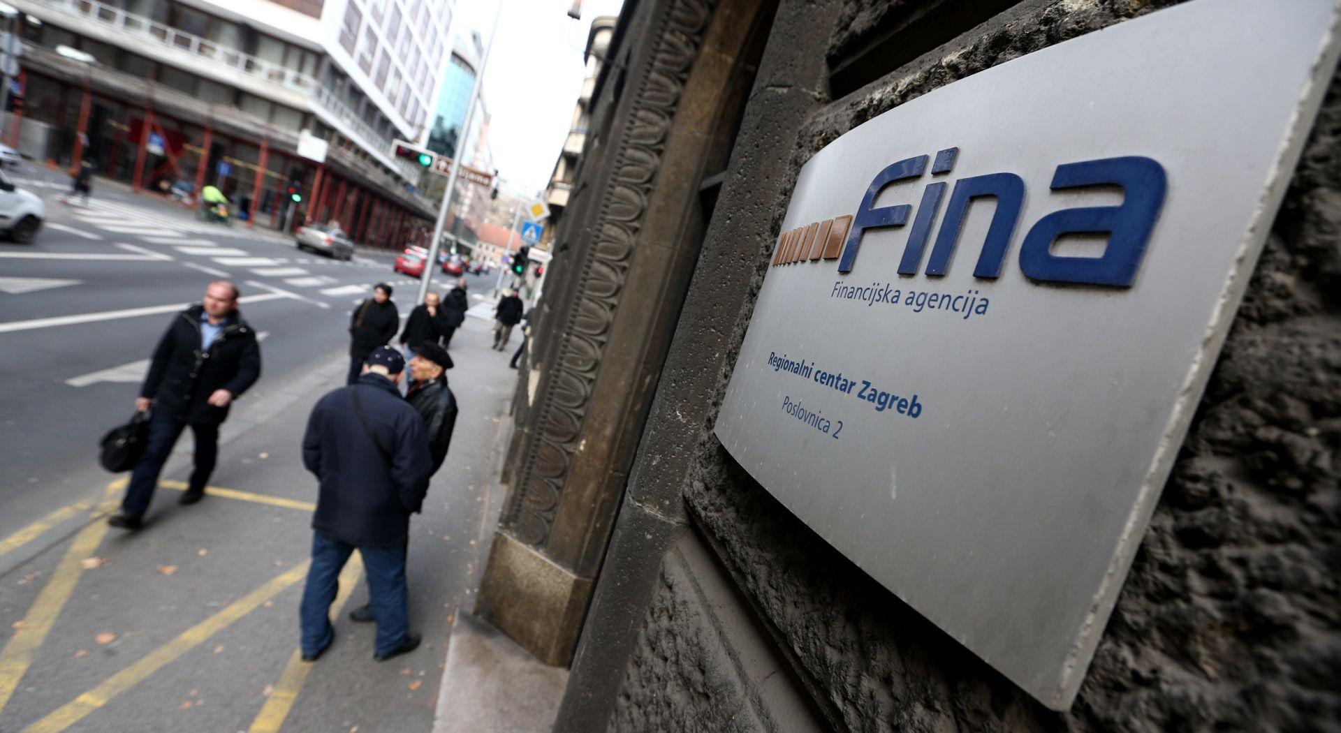 Fina: Produljen rok za predaju financijskih izvješća poduzetnika do 5. travnja