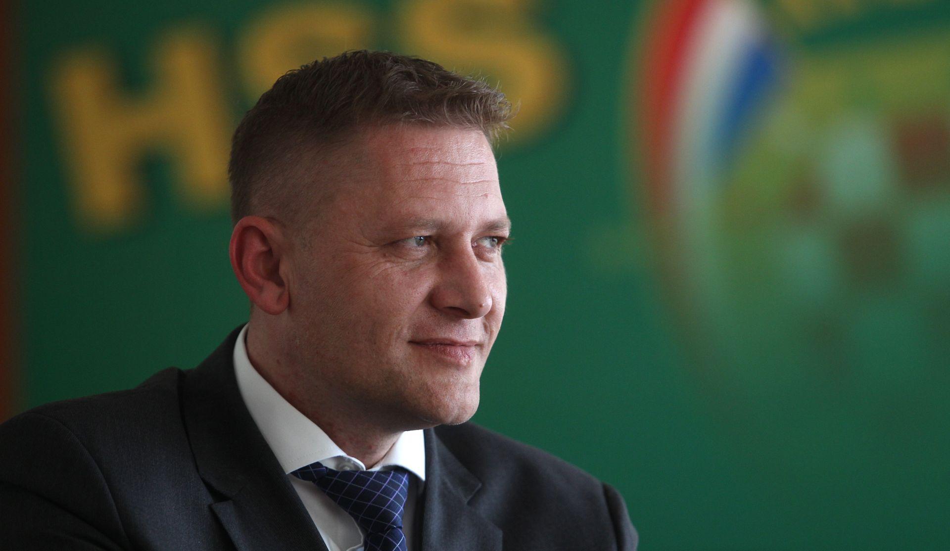 Karamarko i Beljak održali sastanak u Središnjici HDZ-a