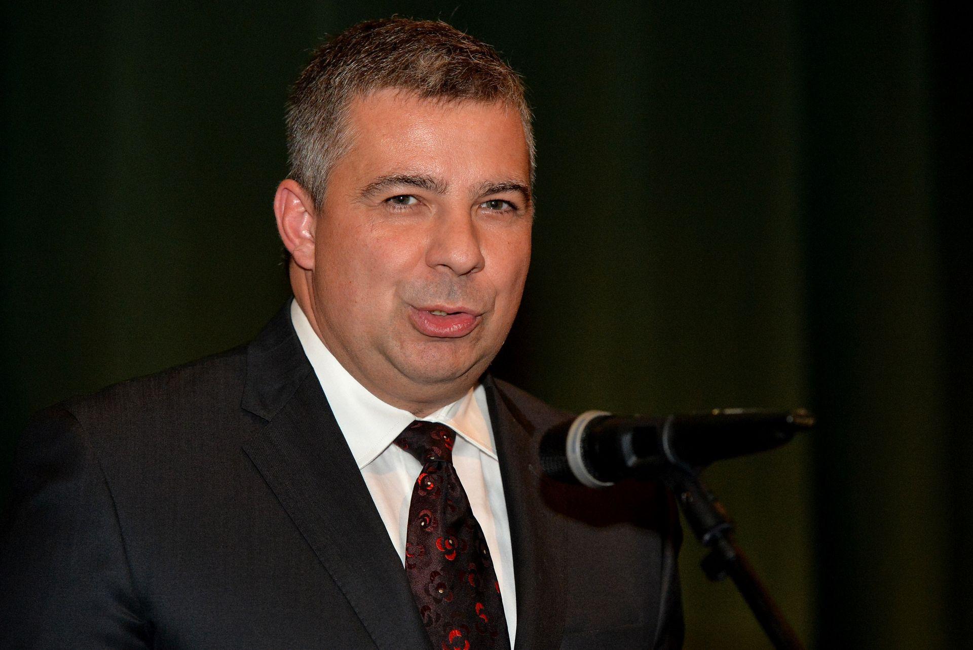 OGLASIO SE PREDSJEDNIK INE Zoltan Aldott: Uprava je fokusirana na biznis