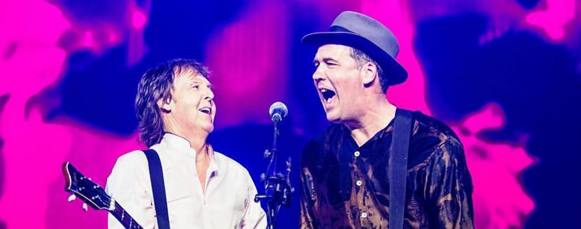 VIDEO: Paul McCartney i Chris Novoselic nastupili zajedno