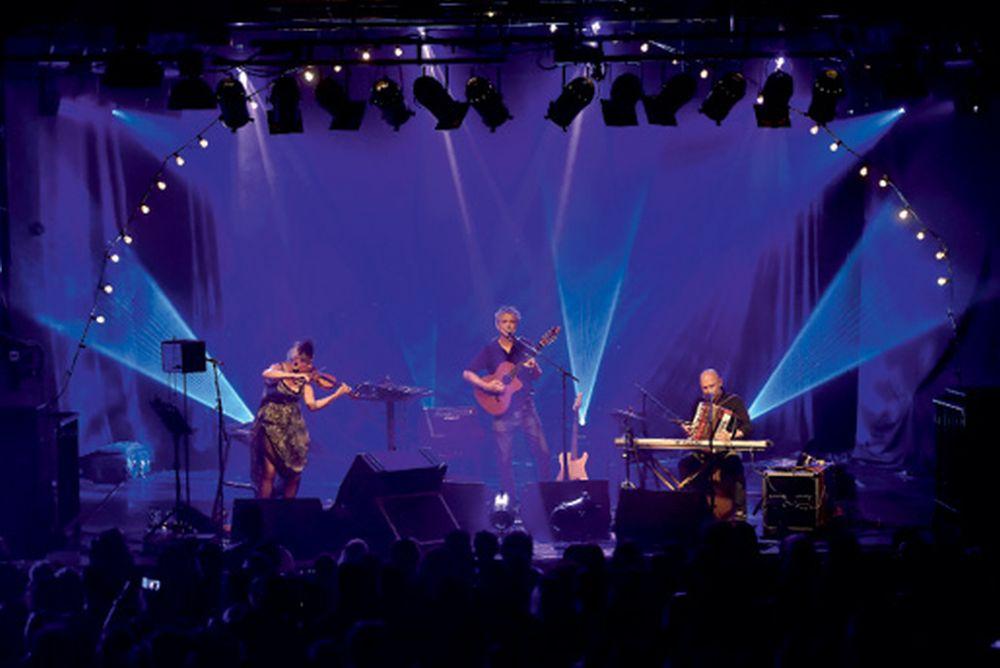 Rundek Cargo Trio na hrvatskoj turneji