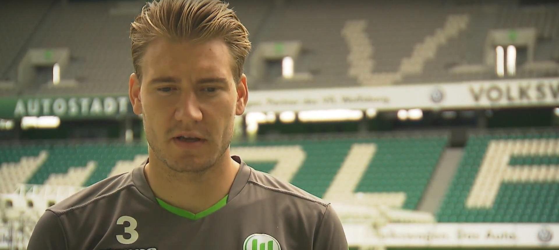 SPORAZUMNI RASKID UGOVORA Danski napadač Nicklas Bendtner napustio Wolfsburg