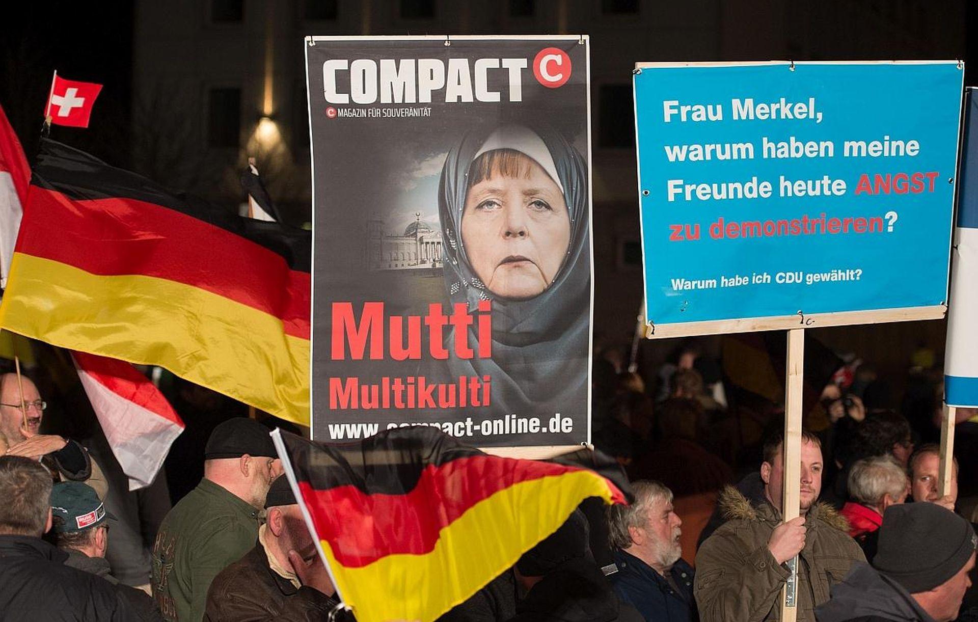 Muslimani u Njemačkoj uzvraćaju desničarskoj stranci
