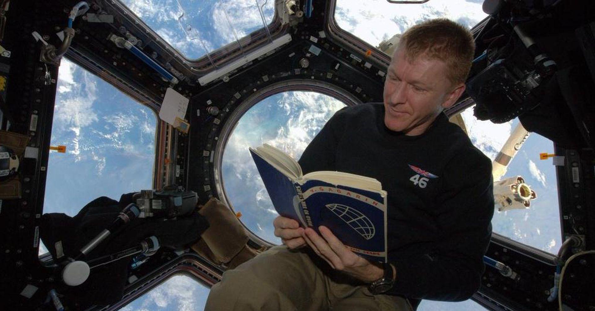 Britanski astronaut istrčat će Londonski maraton u svemiru
