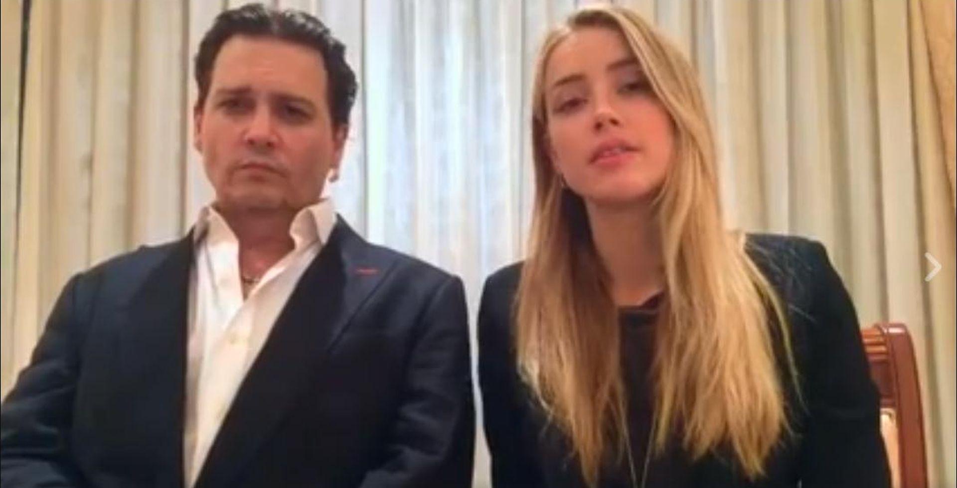 VIDEO: NEOBIČNA VIDEO ISPRIKA Amber Heard izbjegla kaznu zbog svojih pasa