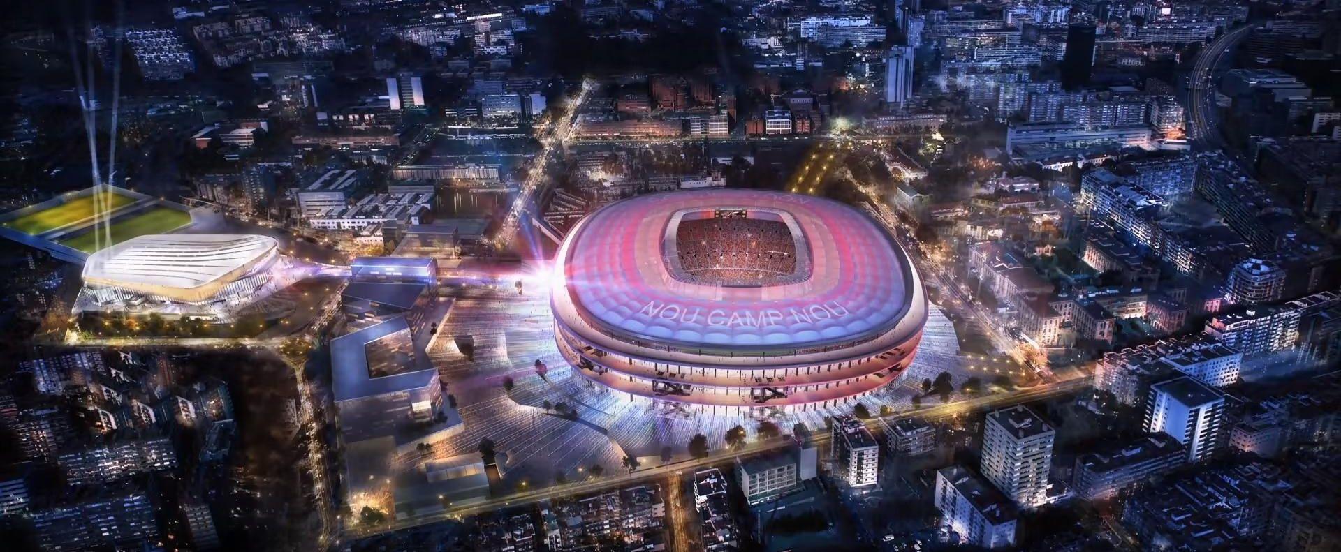 VIDEO: BUDUĆNOST STADIONA? Predstavljen plan za novi Nou Camp