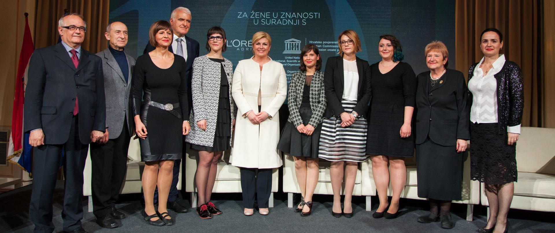 PROGRAM L'OREALA i UNESCO-a Četiri mlade znanstvenice nagrađene prestižnom stipendijom 'Za žene u znanosti'