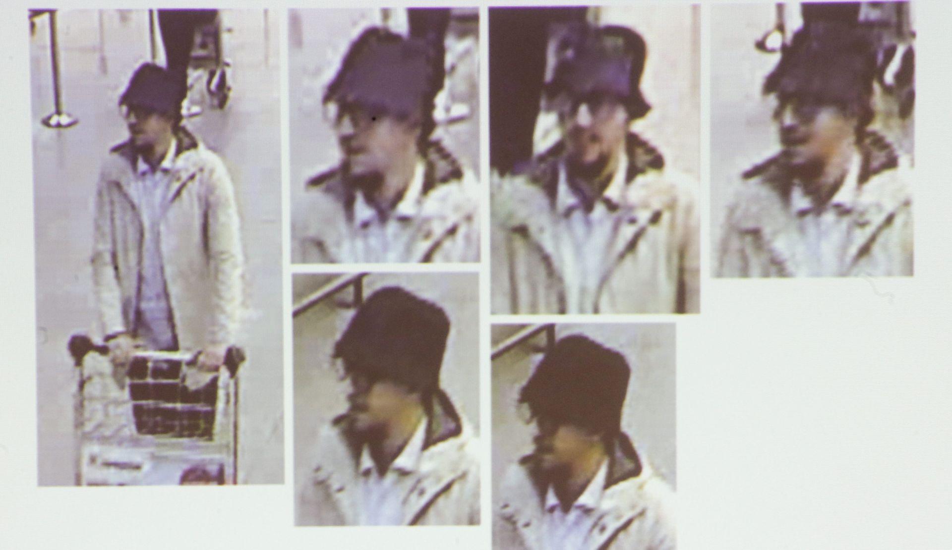 """NAPADI U BRUXELLES-u: Mohamed Abrini priznao da je on """"čovjek sa šeširom"""""""