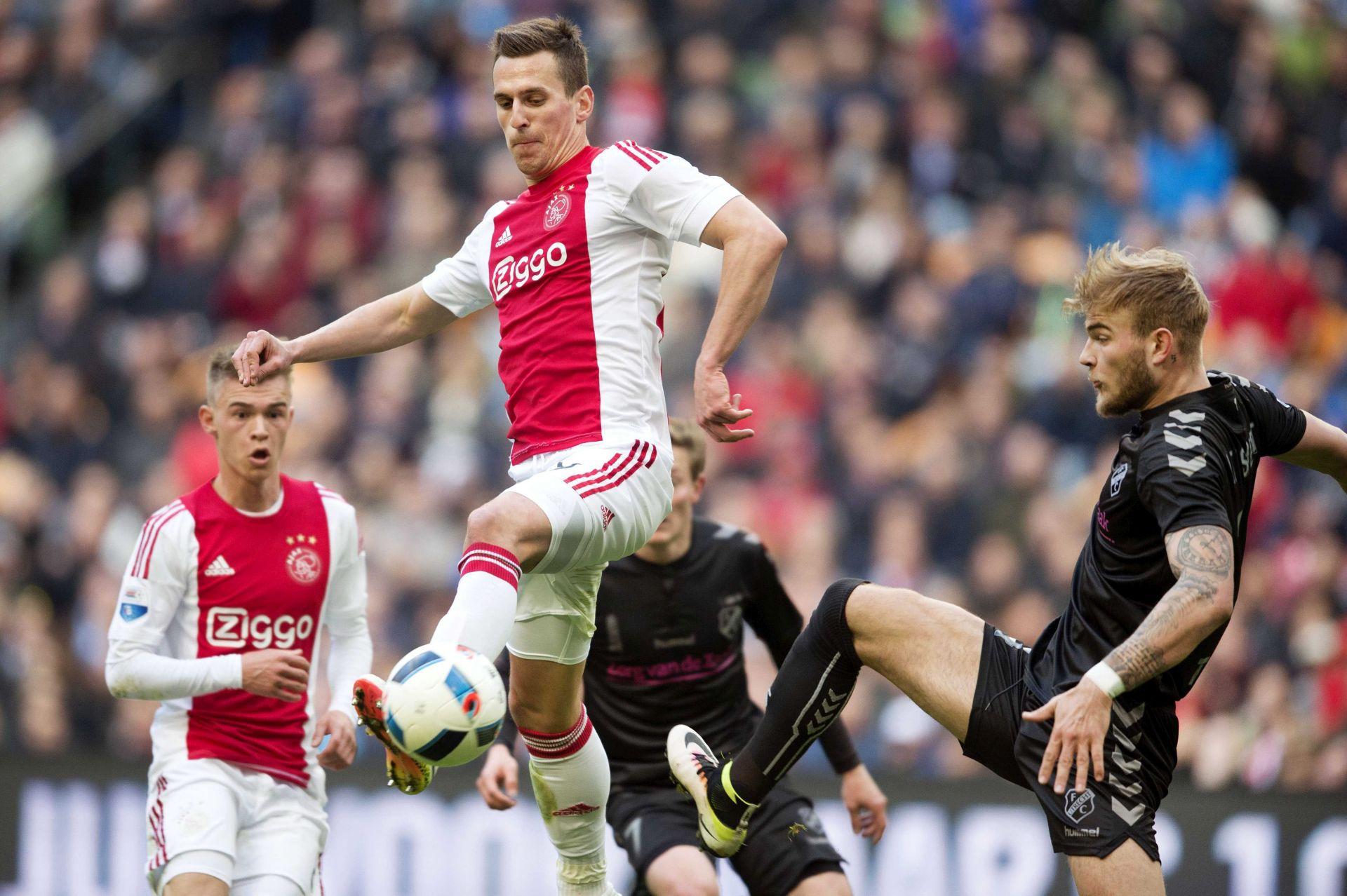 Ajax – Utrecht 2-2
