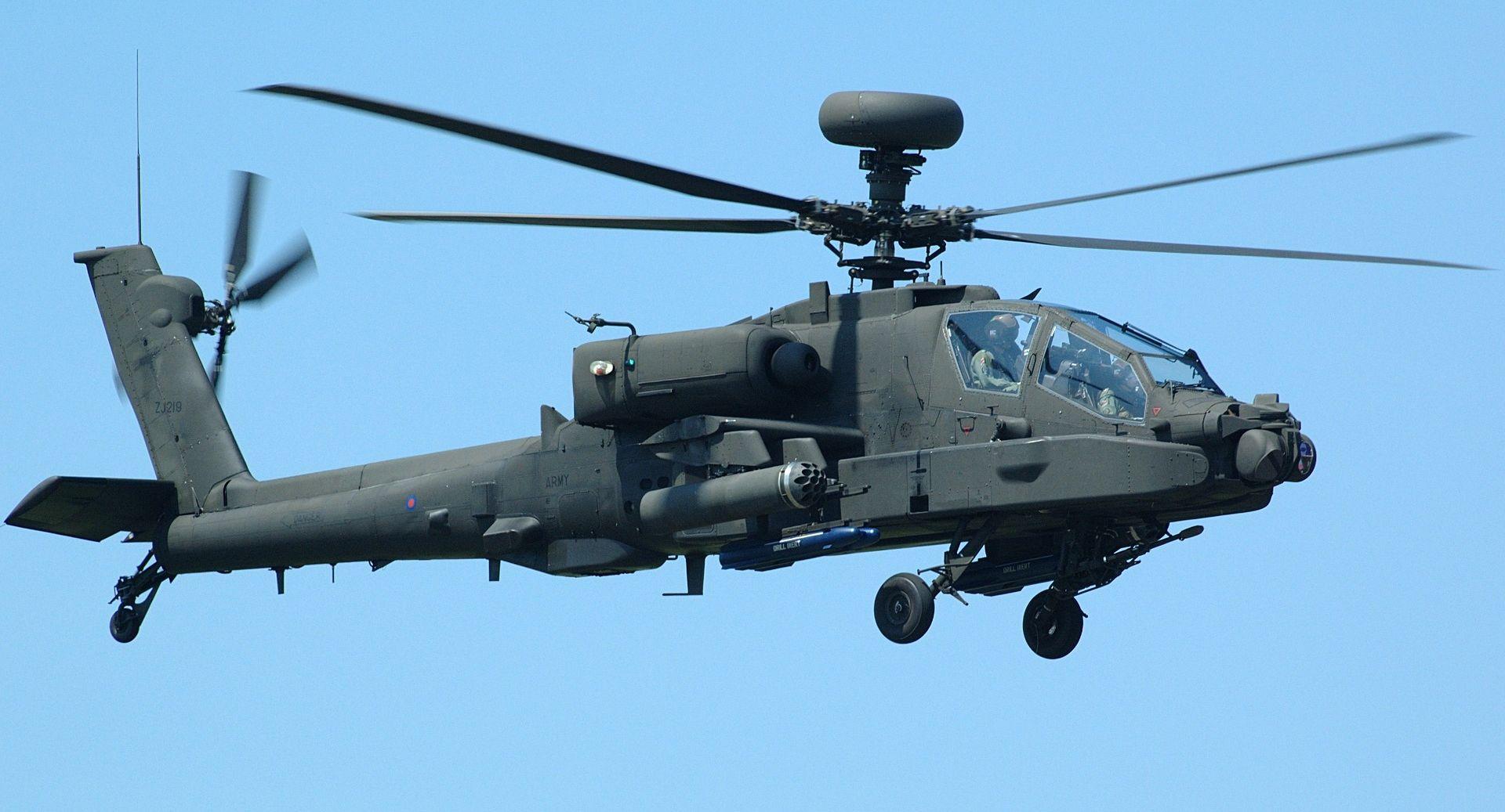 BORBA PROTIV ISLAMSKE DRŽAVE: SAD u Irak šalje dodatne vojnike i helikoptere Apache