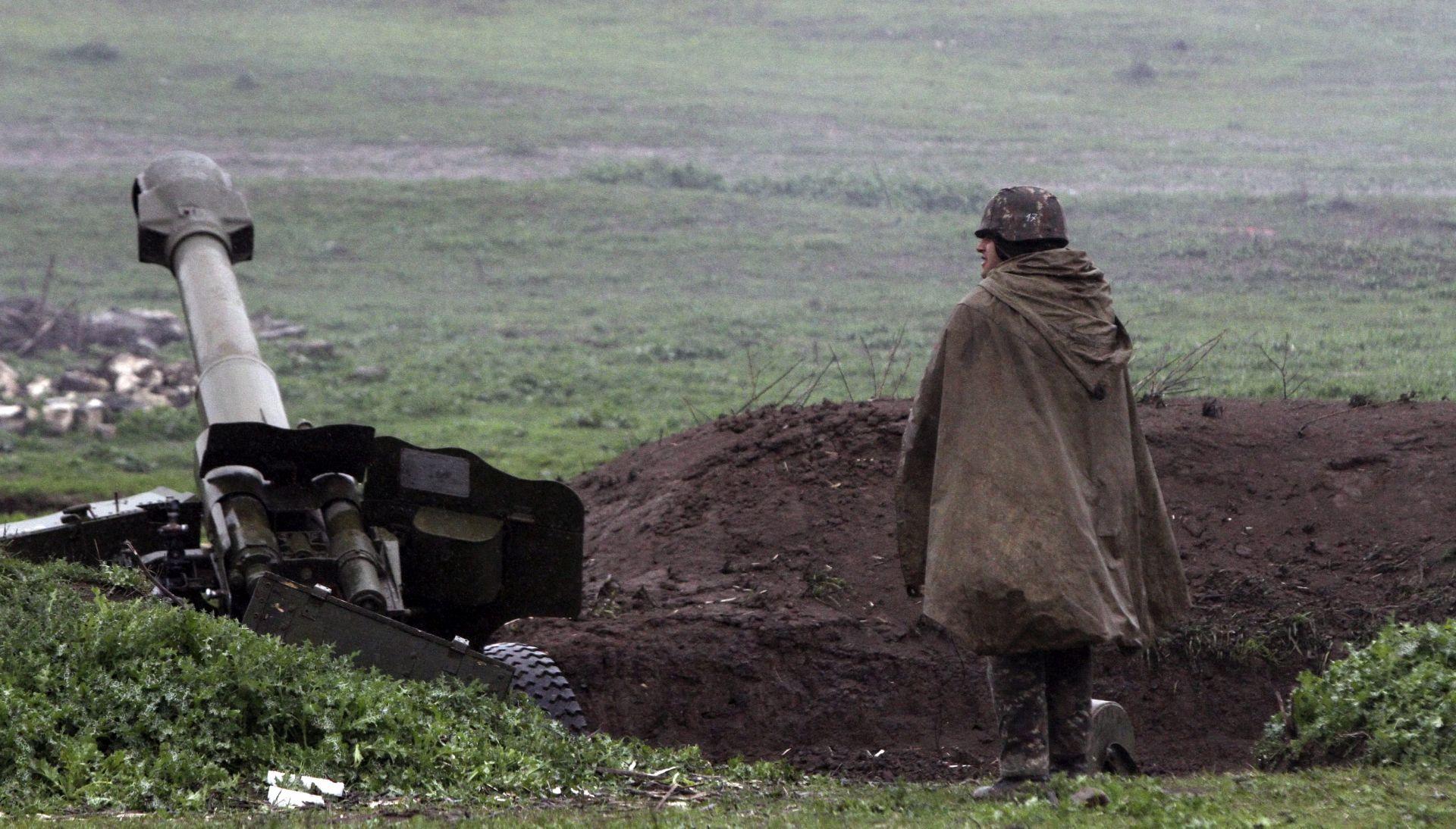 Nagorno Karabah: Primirje se poštuje, no strahuje se od obnove sukoba