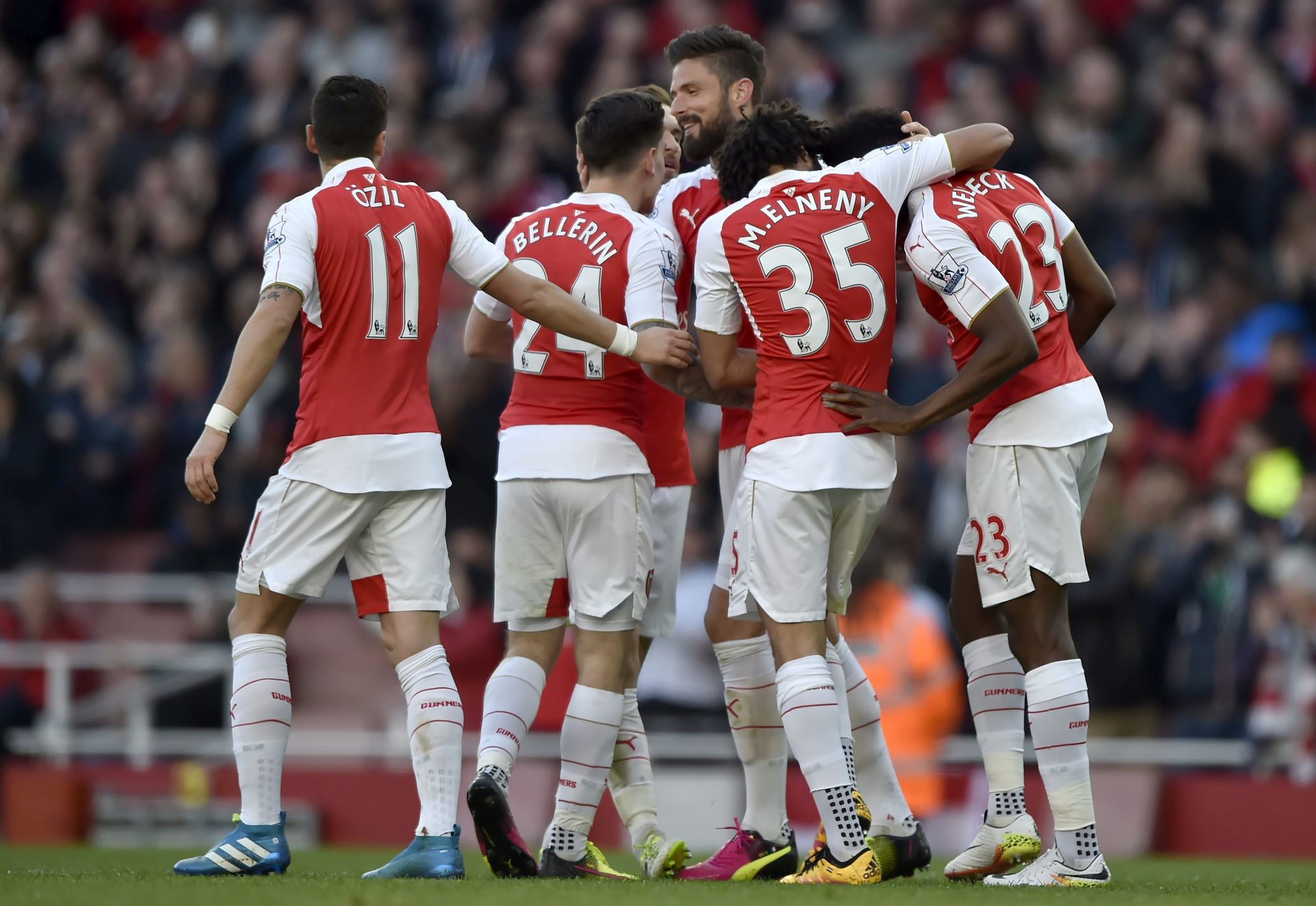 Arsenal – Norwich 1-0