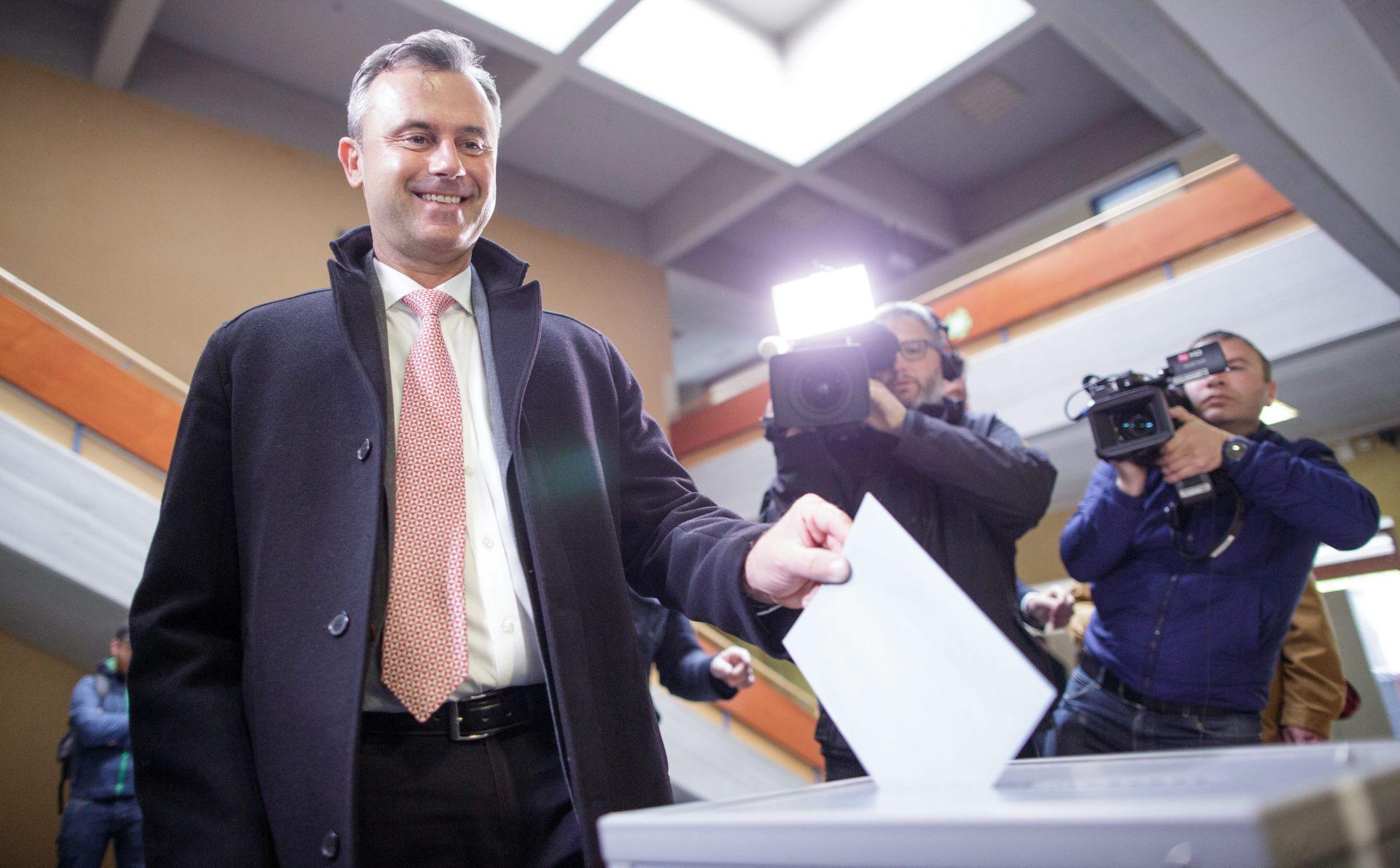 AUSTRIJA: Otvorena birališta na predsjedničkim izborima