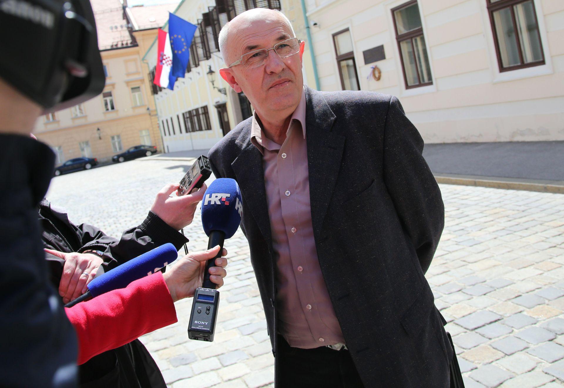 Ivica Babić: Vlada je ta koja razmatra hoće li ili neće otvoriti pregovore