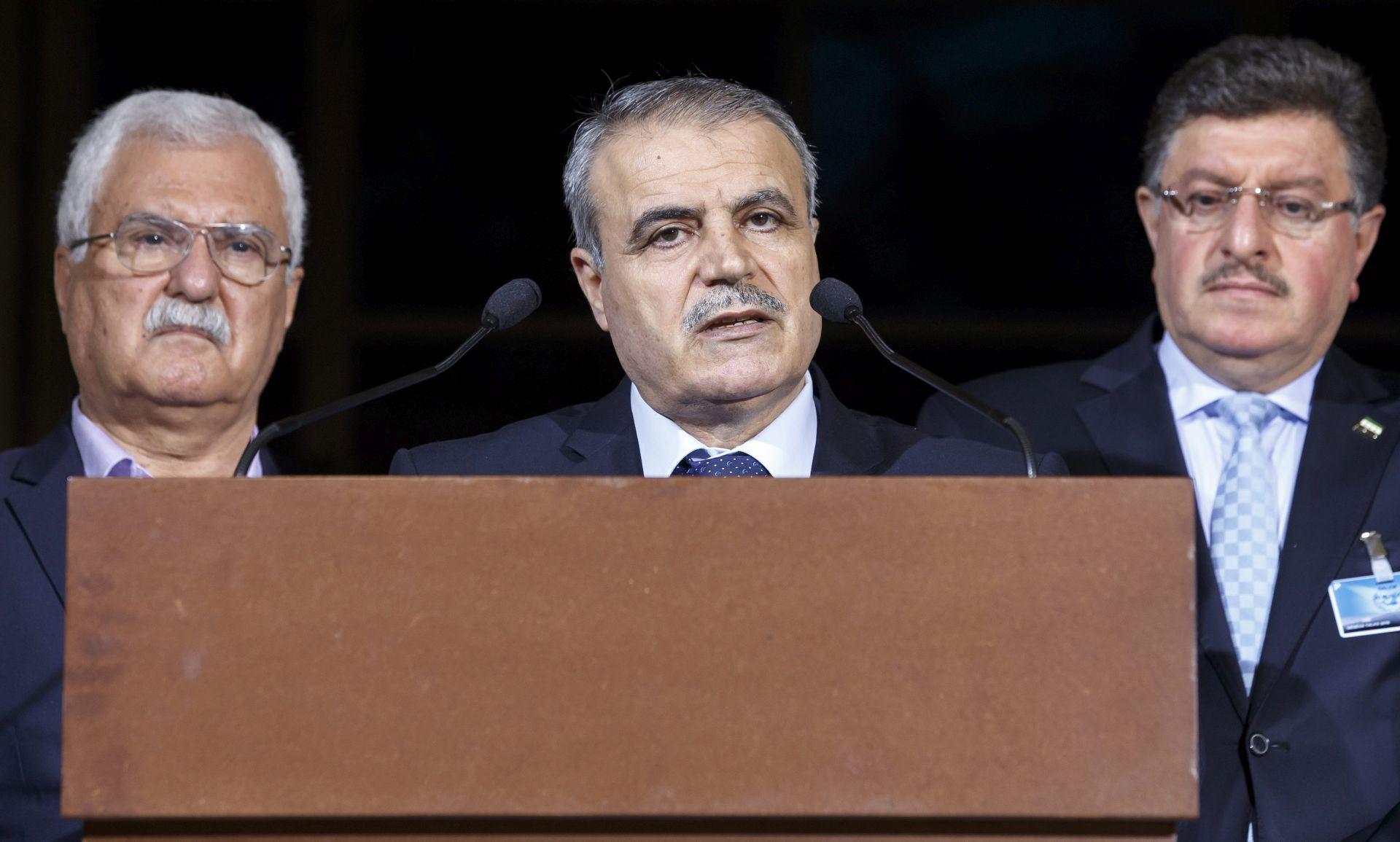 """OPTUŽBE PREGOVARAČA: Sirijska oporba neće """"vječno"""" pregovarati ako se nastave vladini napadi"""