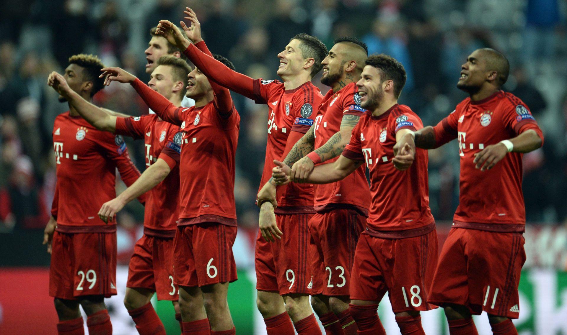 LIGA PRVAKA: Bayern i Atletico u polufinalu