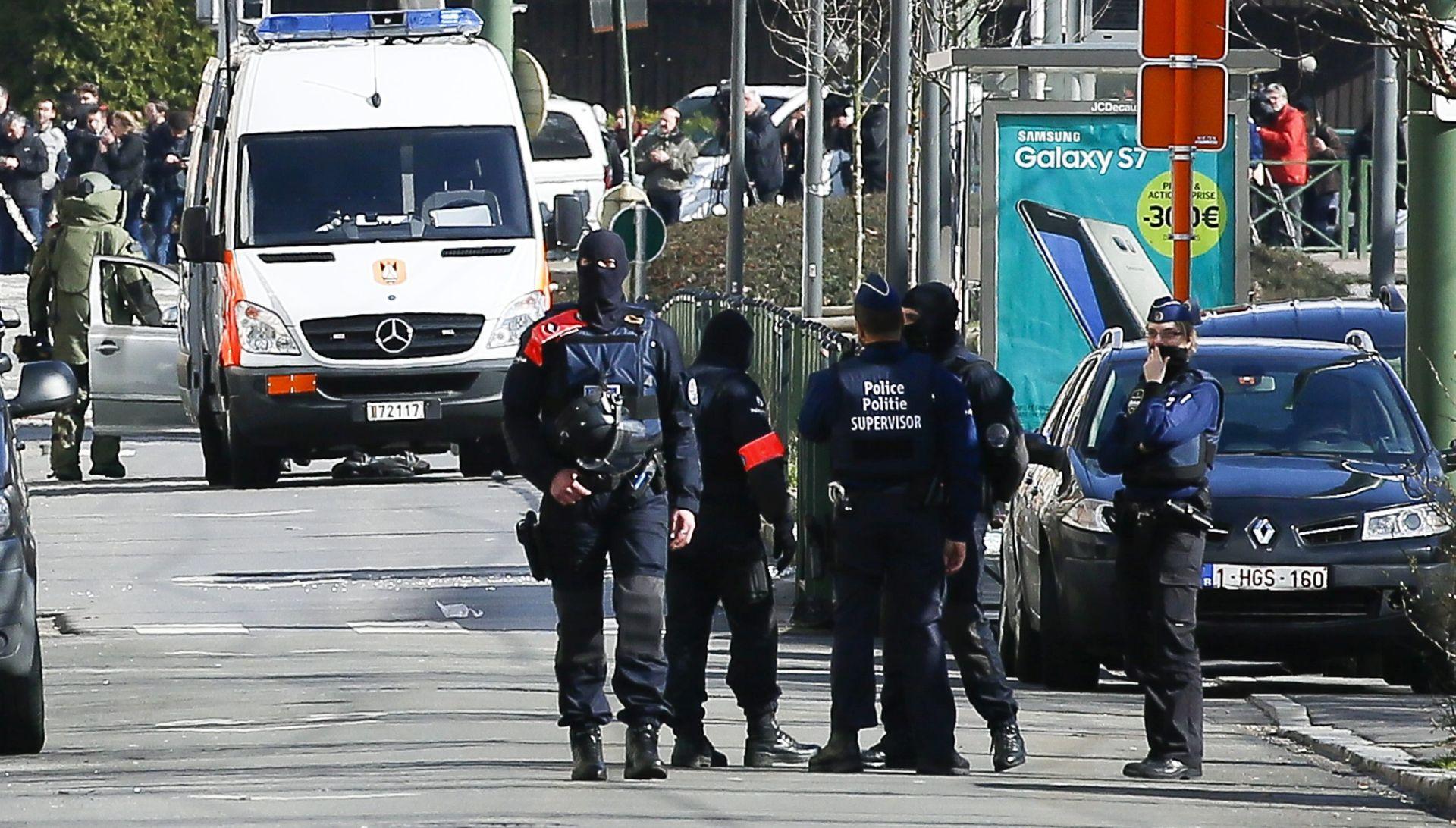ISTRAGA O ATENTATIMA: Šesti osumnjičeni priveden u petak navečer u Bruxellesu