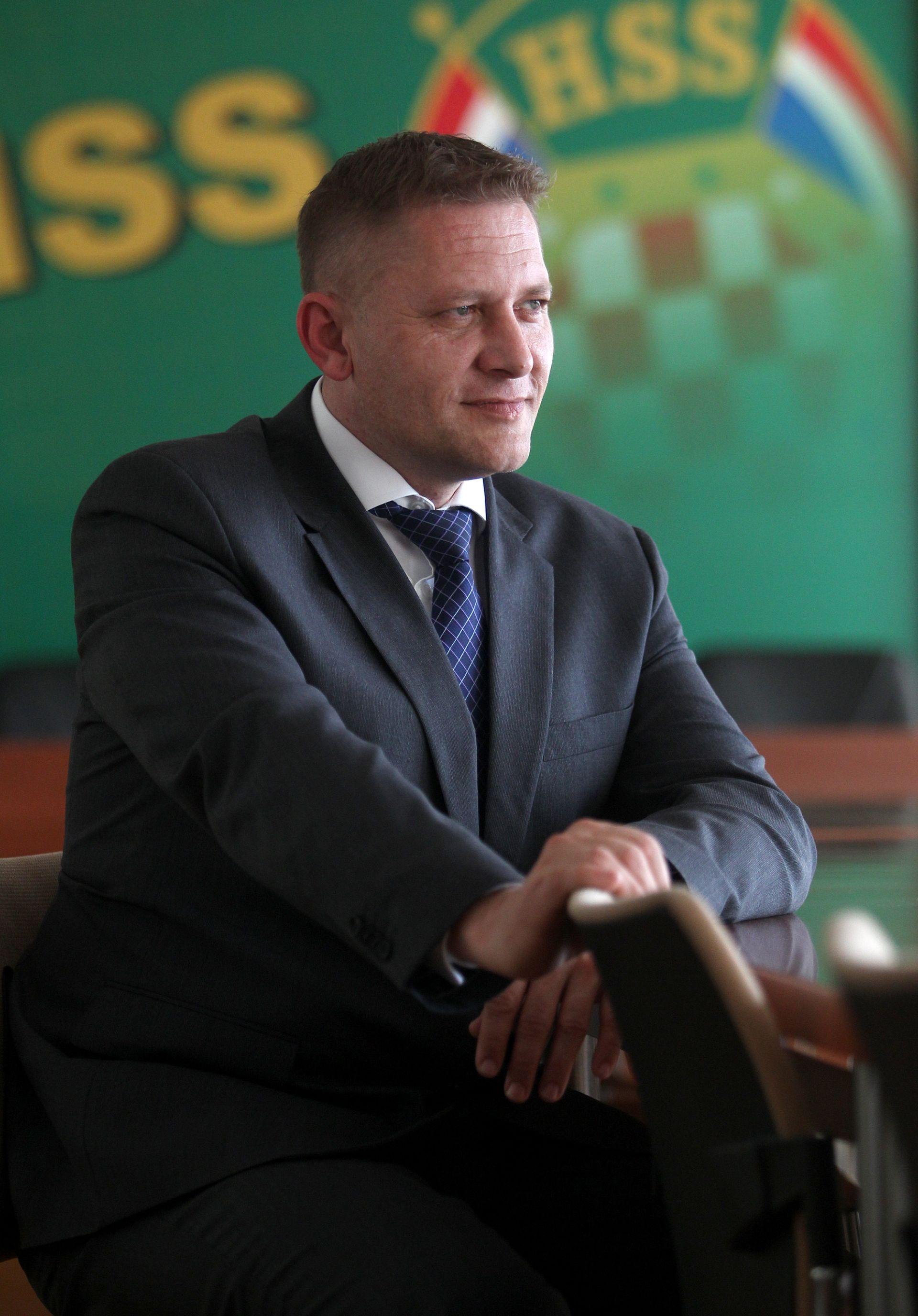 Beljak: Križevci i Koprivničko-križevačka županija srce su HSS-a