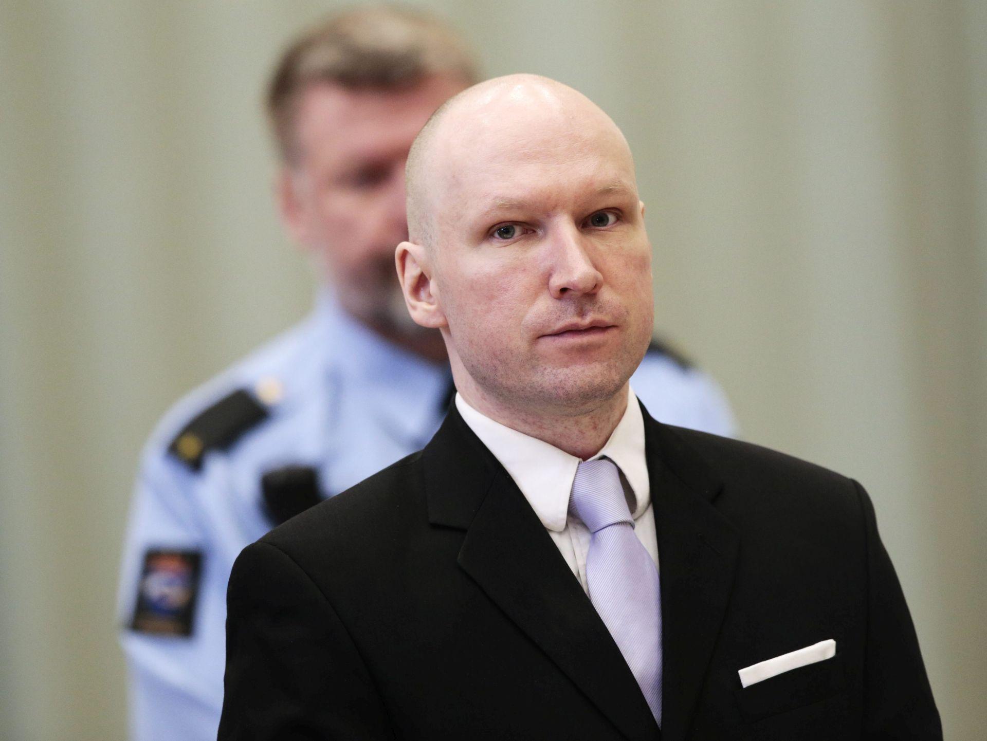 NE ZNA SE RAZLOG Norveški masovni ubojica Anders Breivik promijenio ime