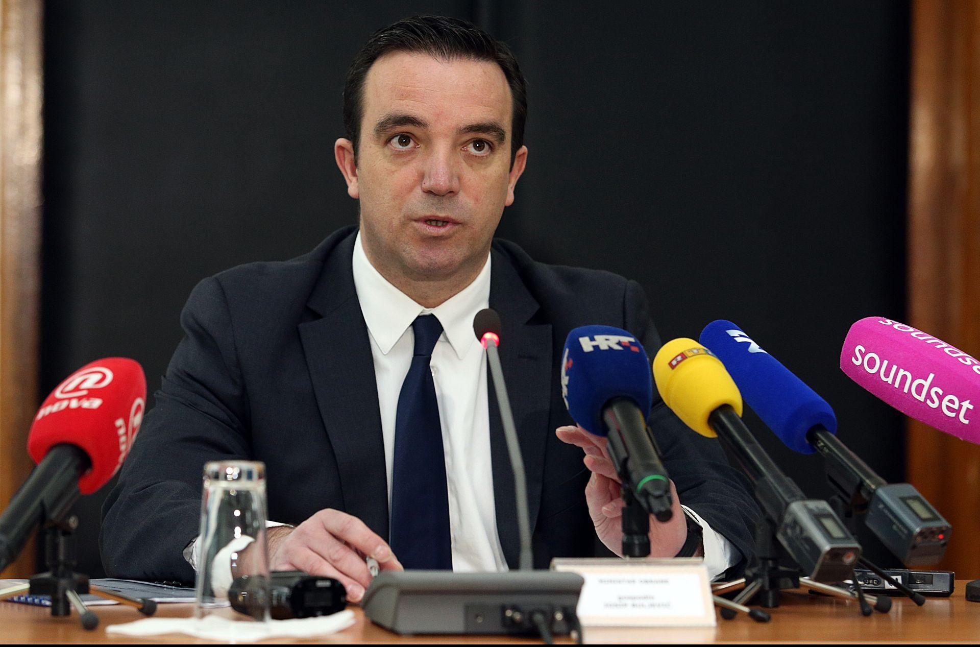 Ministar Buljević: Ako Srbija ne bude poštovala dogovoreno Hrvatska će to sankcionirati
