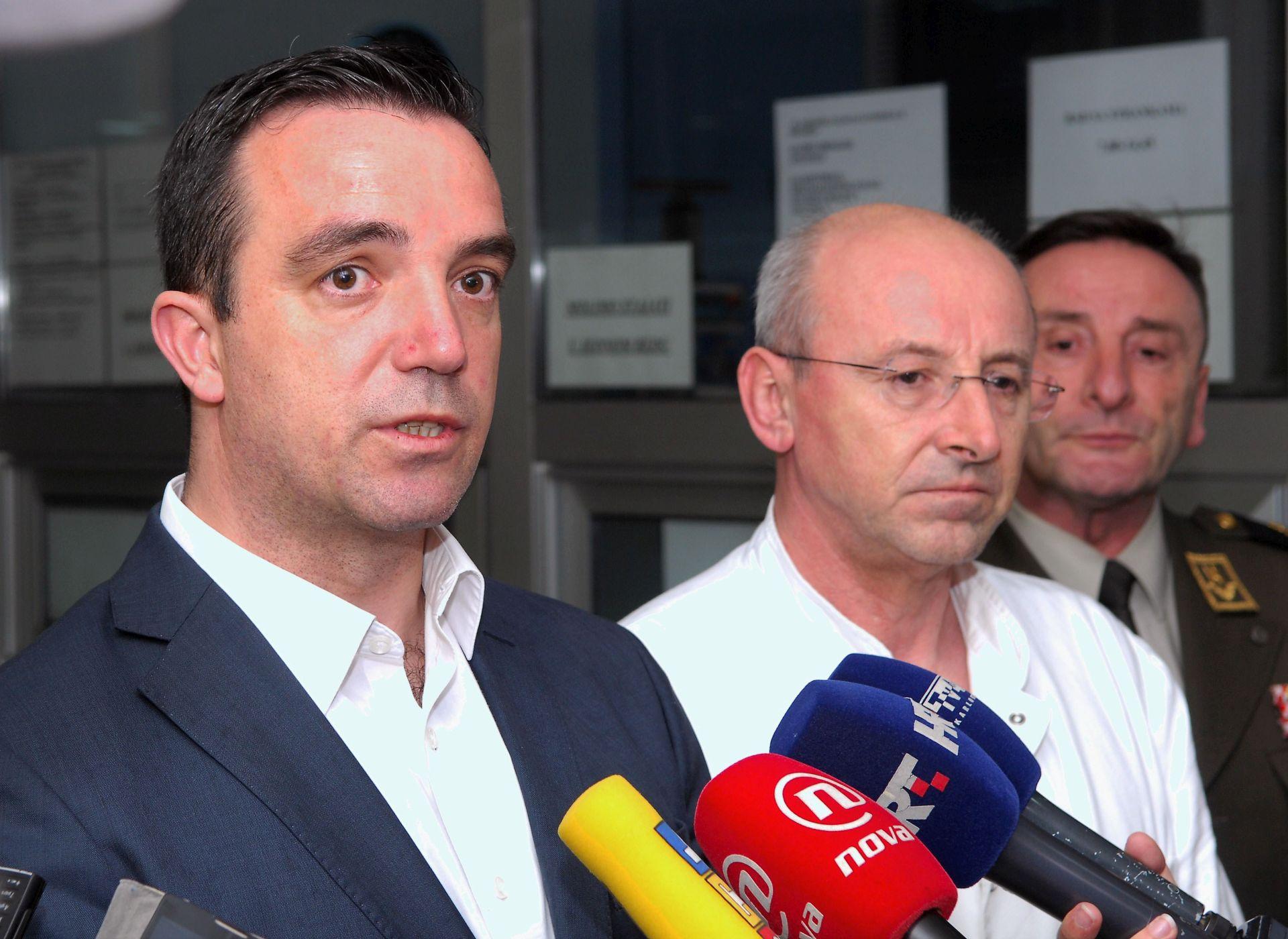 MINISTAR OBRANE: Tri istražna povjerenstva u vezi s eksplozijom na vojnom poligonu
