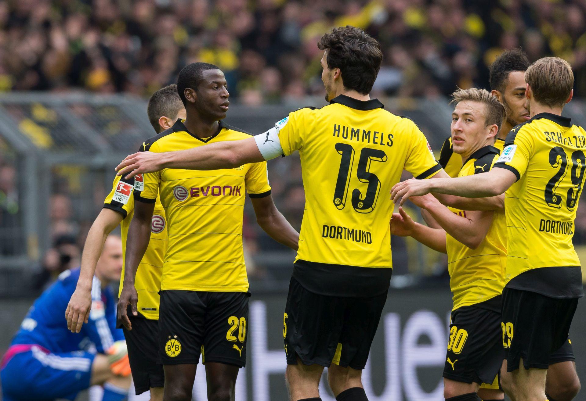 Njemačka: Borussia D. – Hamburger SV 3-0