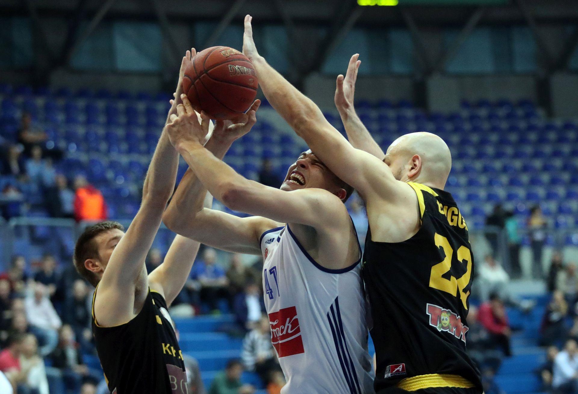 Cibona – Split 78-79, Zadar nadigrao Šibenik 108-69