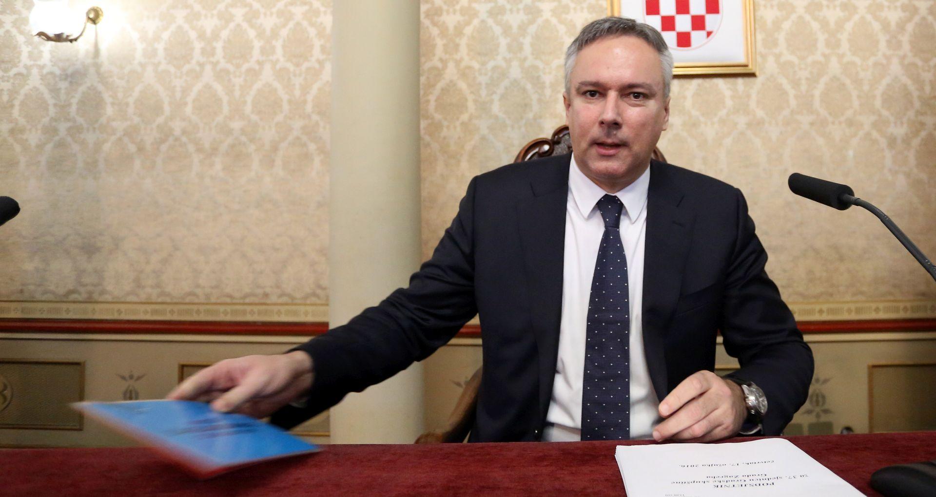 Darinko Kosor: 'Moderna Hrvatska nema ništa zajedničko sa zločinačkom NDH'
