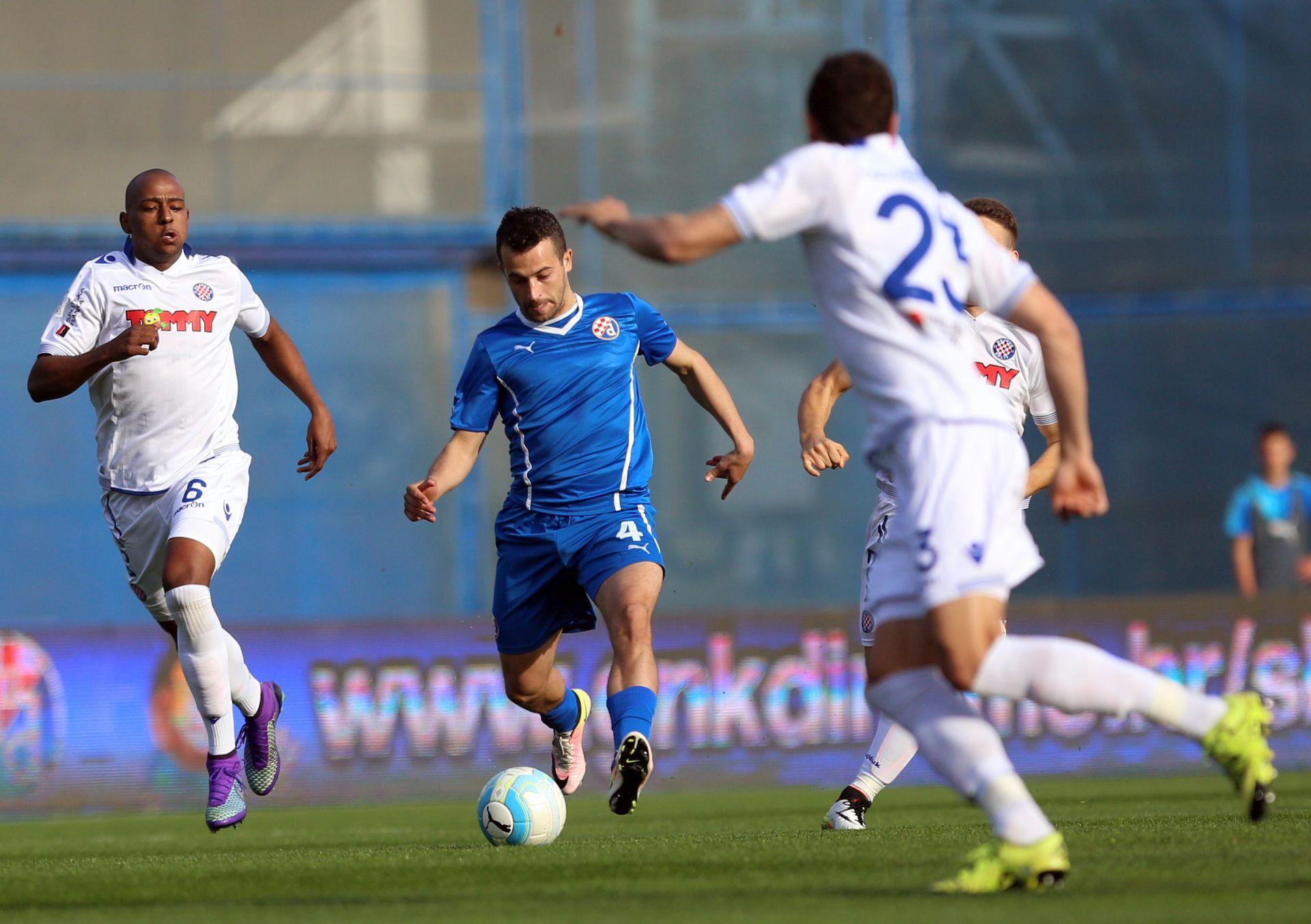 Kup: Dinamo – Hajduk 2-0 (prvo poluvrijeme)