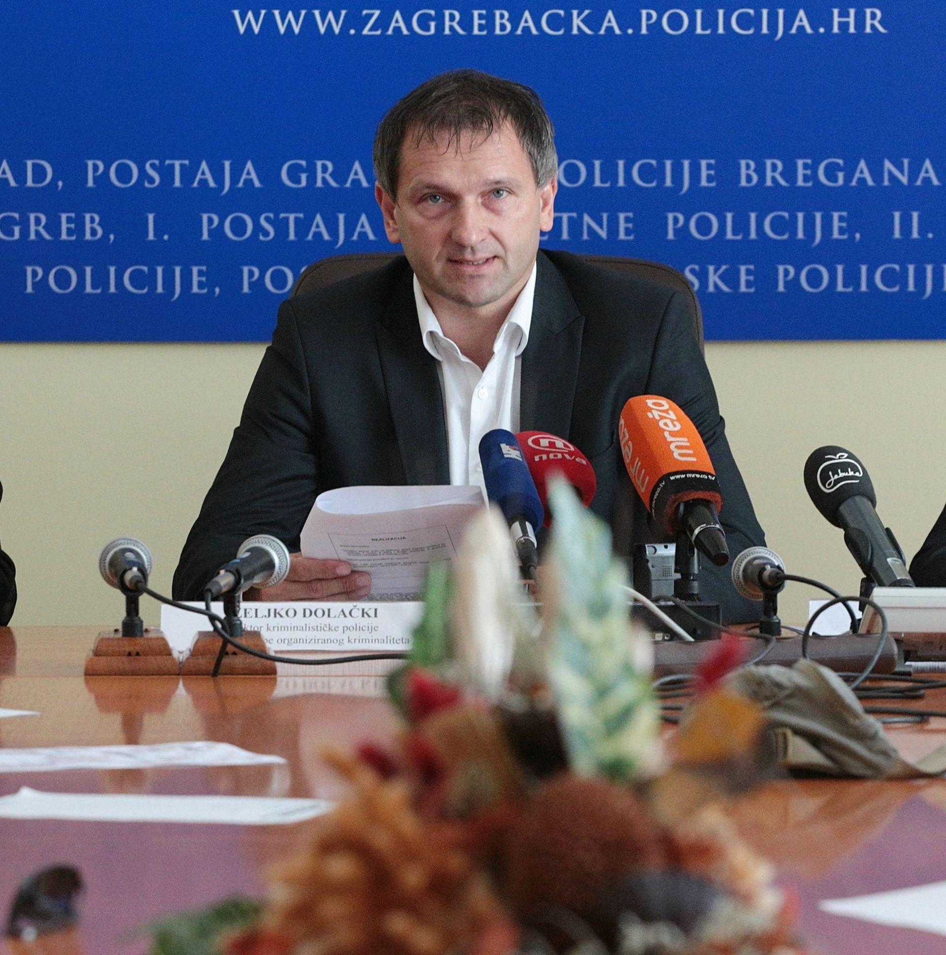 SLUČAJ PLJAČKE U HEINZELOVOJ: Uhićen Željko Dolački, bivši načelnik PUZ-a