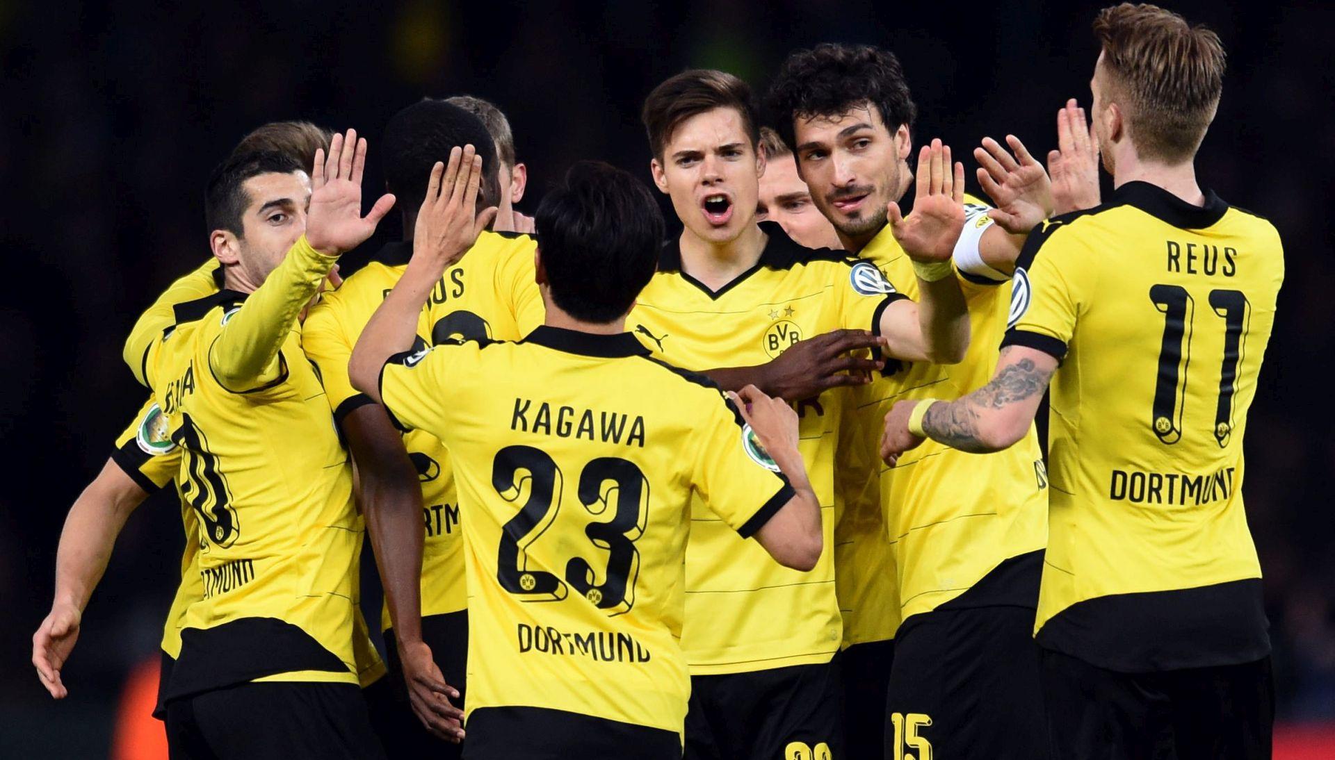 Borussija Dortmund u finalu Kupa